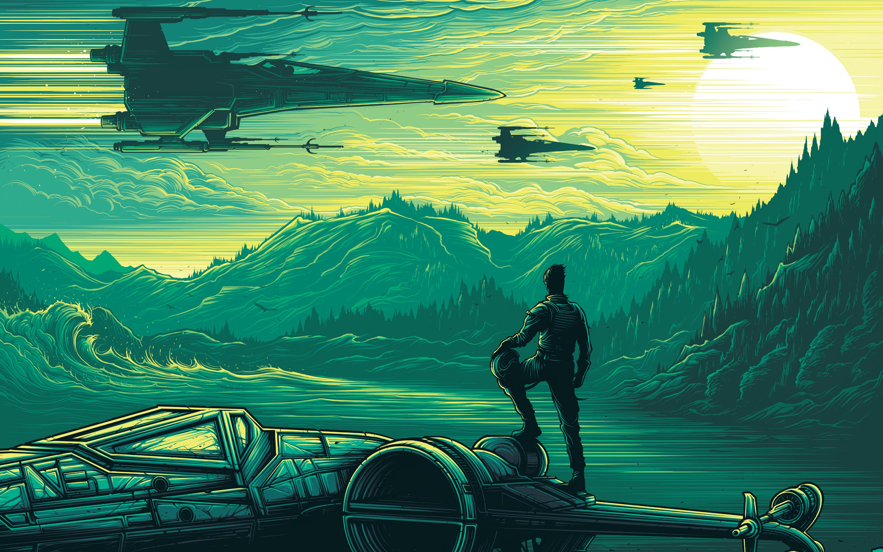 Force Awakens Wallpaper Download Free Awesome High Resolution
