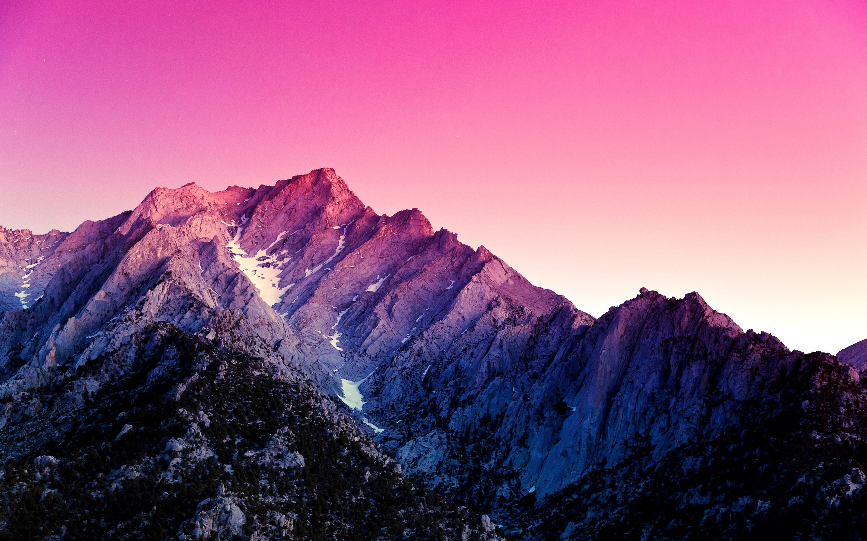 2880x1800 android mountains download