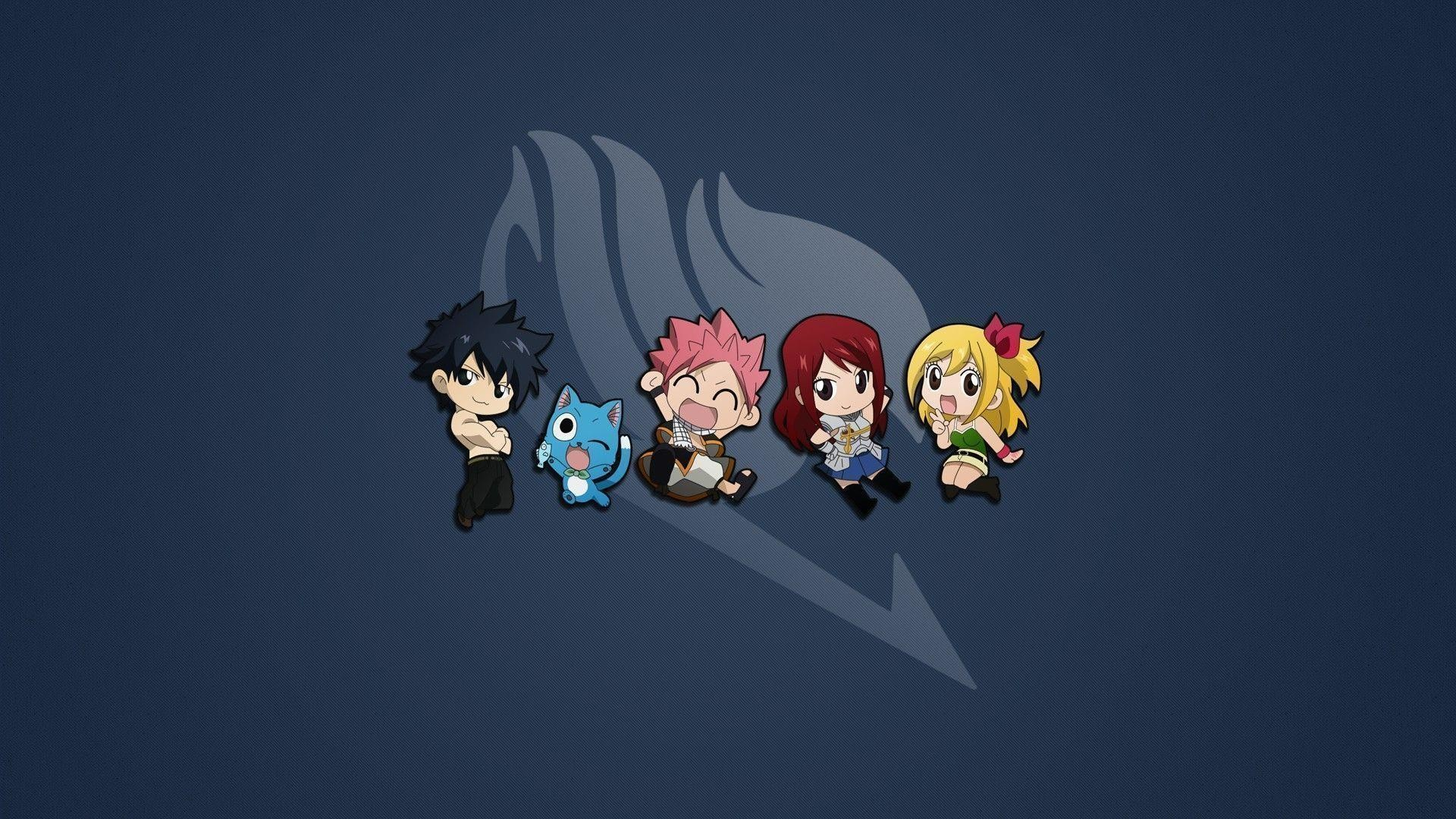 Fairy Tail Wallpaper HD ·①
