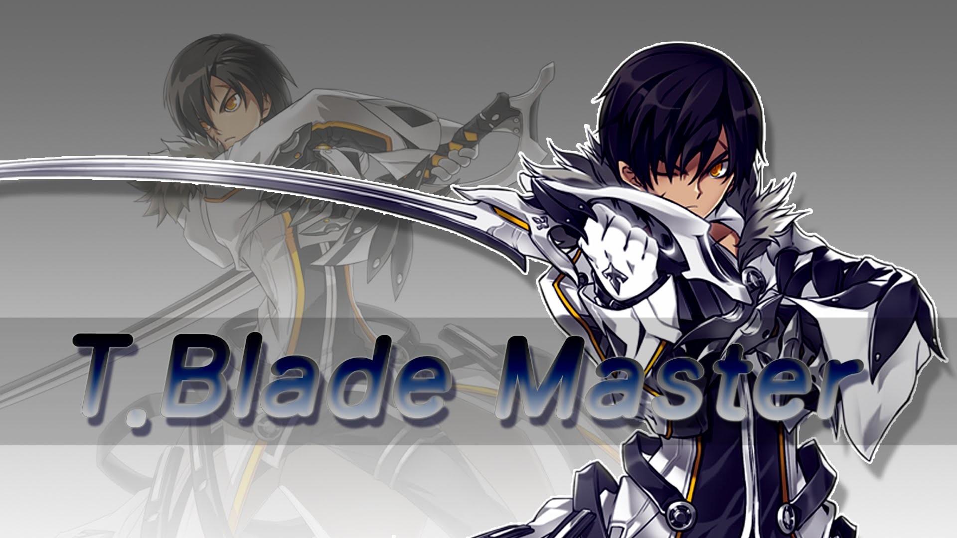 [Elsword] Blade Master 1v1 PvP - YouTube