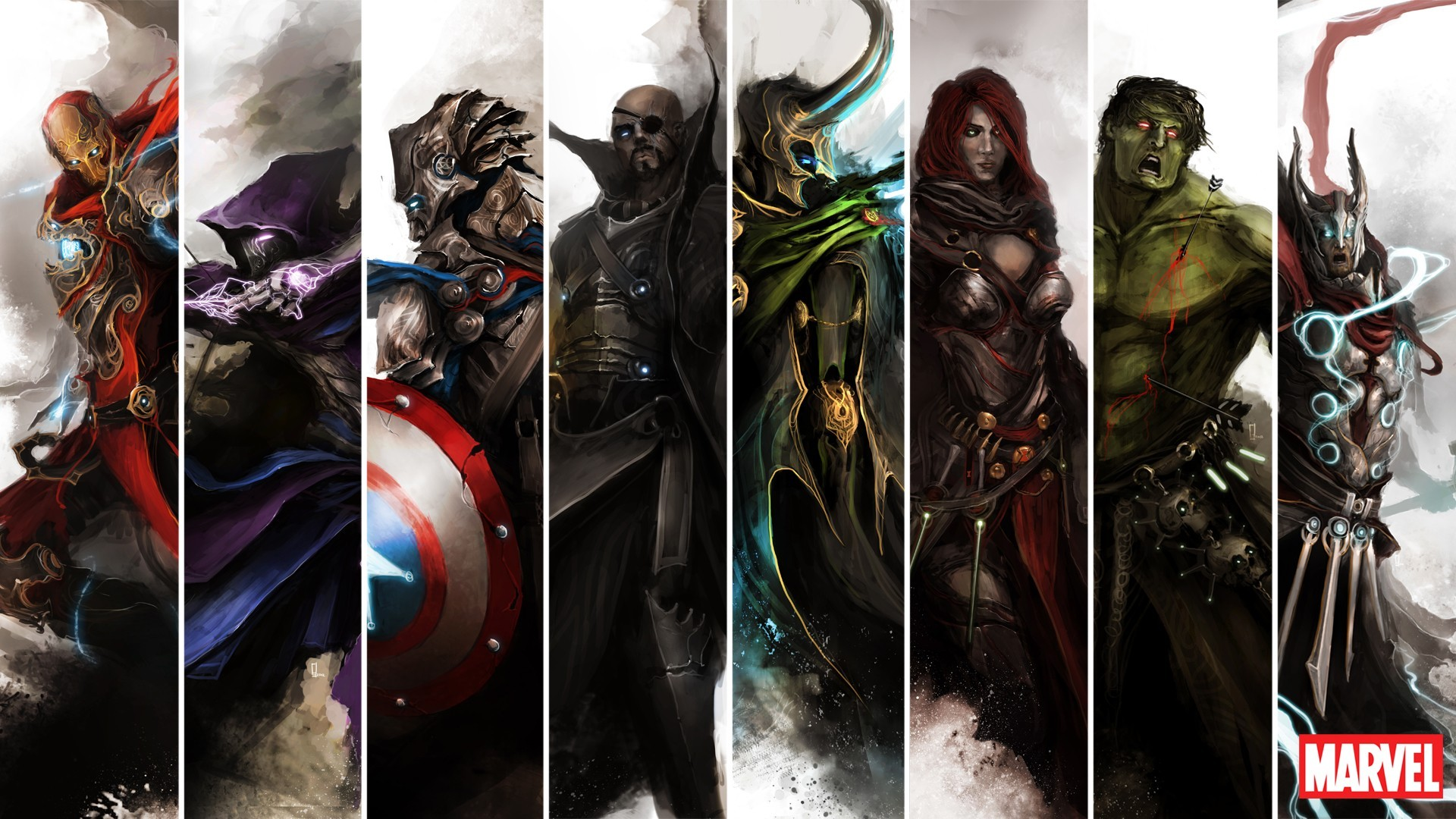 43 Marvel Wallpapers 1 Download Free Stunning Full HD