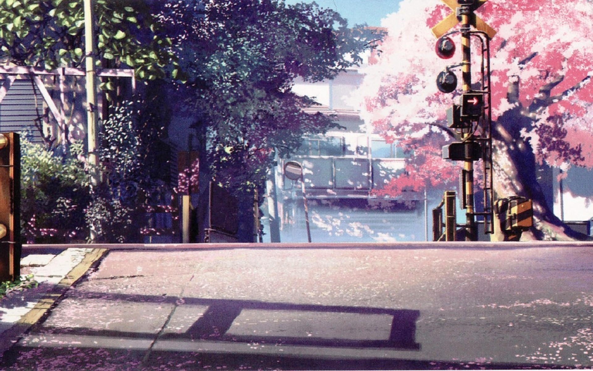 Anime Scenery Wallpaper Download Free Awesome Wallpapers