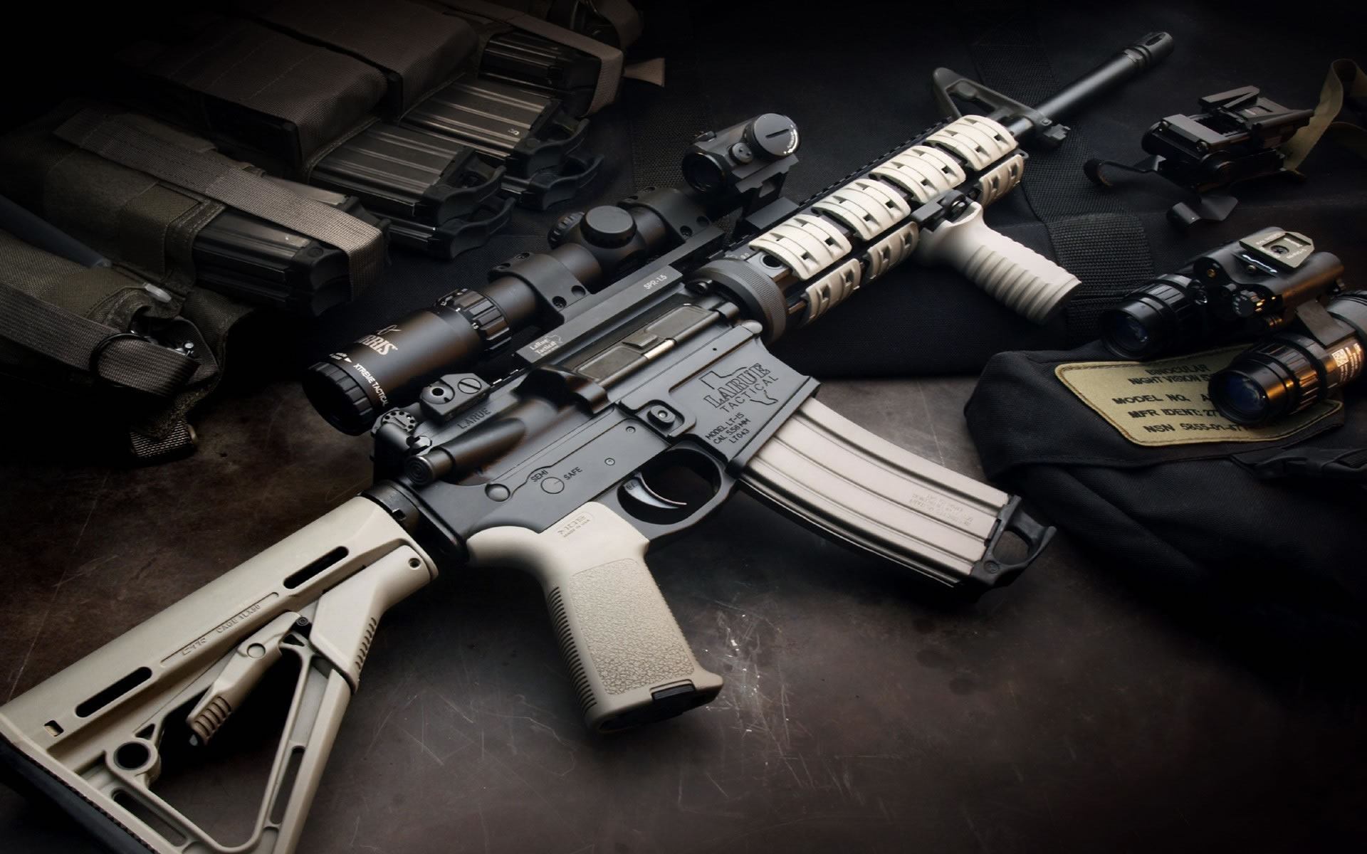m4 carbine hd wallpaper
