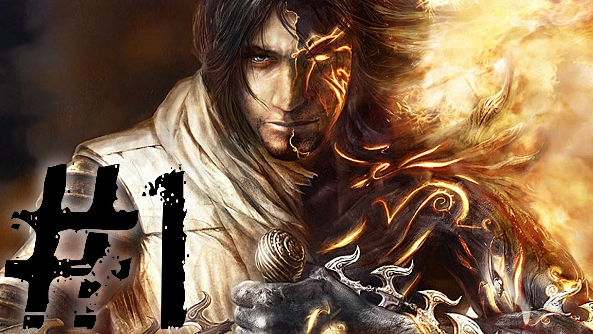 Prince of Persia The Sands of Time - Walkthrough Part 1. Game Walkthrough