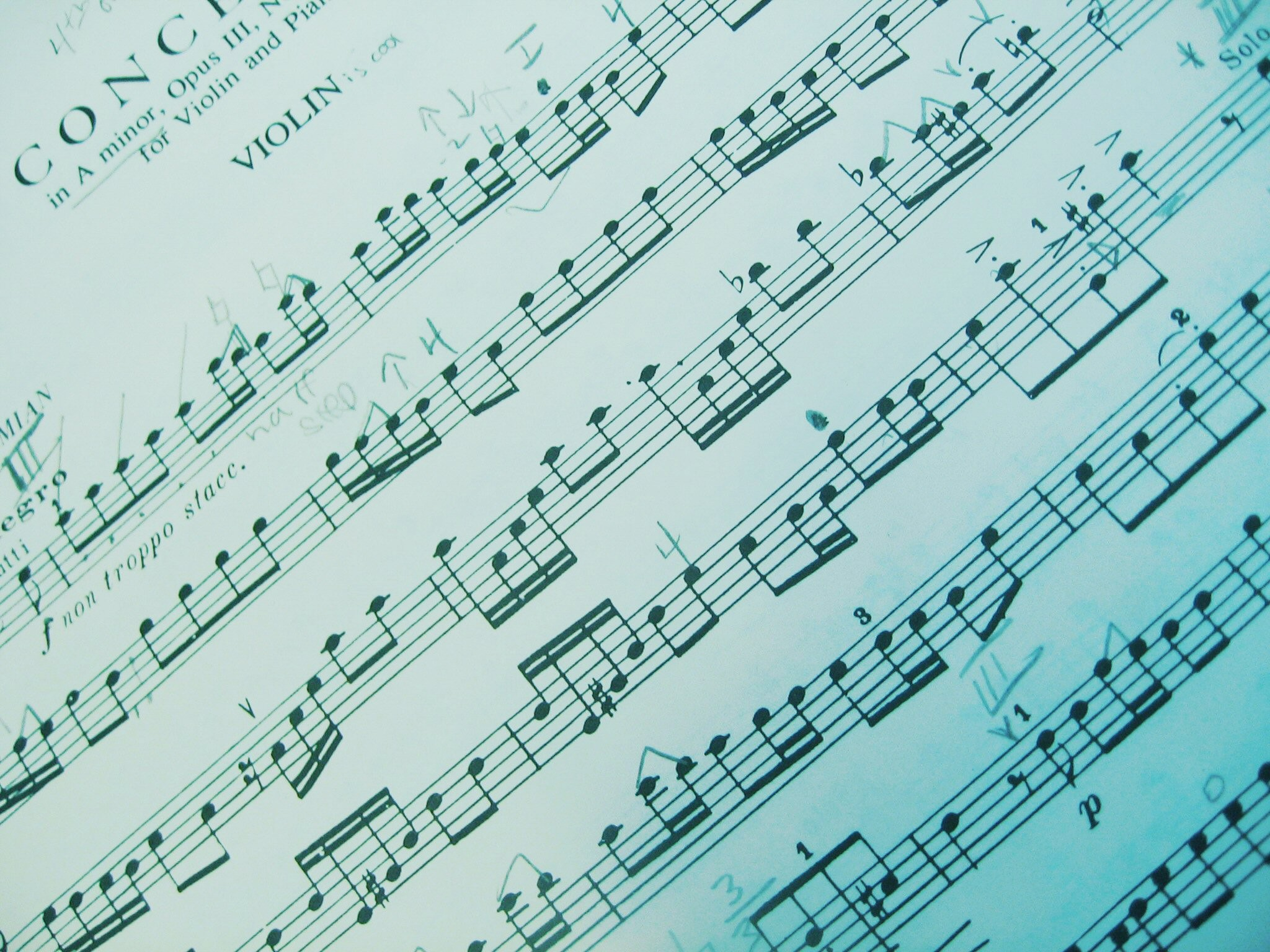 Sheet music background ·① Download free awesome full HD ...