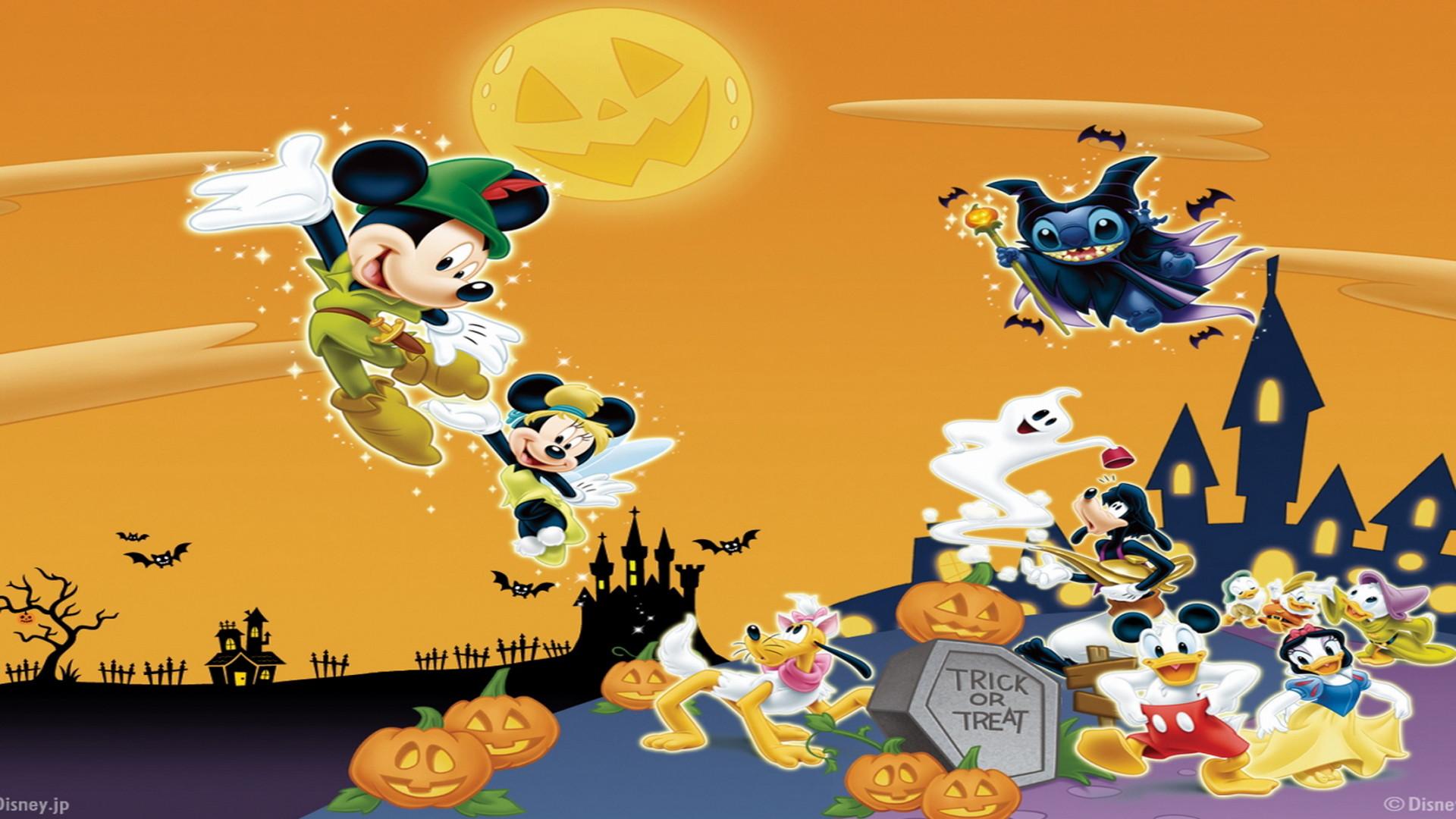 Disney Halloween Wallpapers ·â'