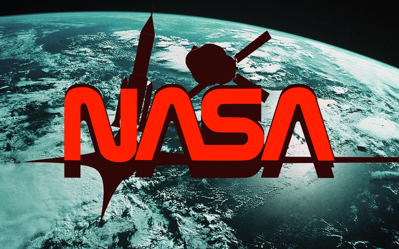 nasa desktop logo - HD2880×1800