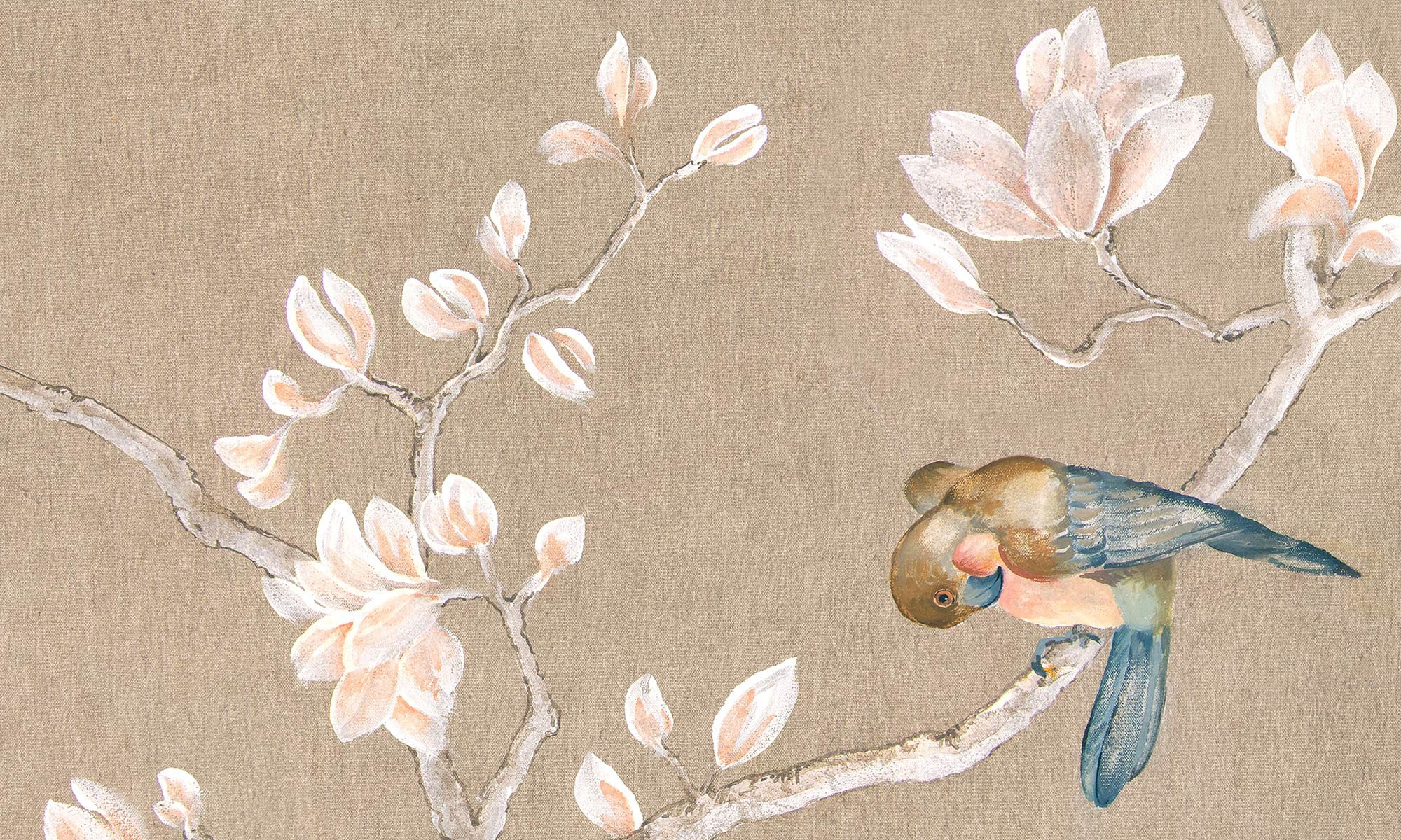 Chinoiserie Wallpaper Download Free Stunning Full Hd