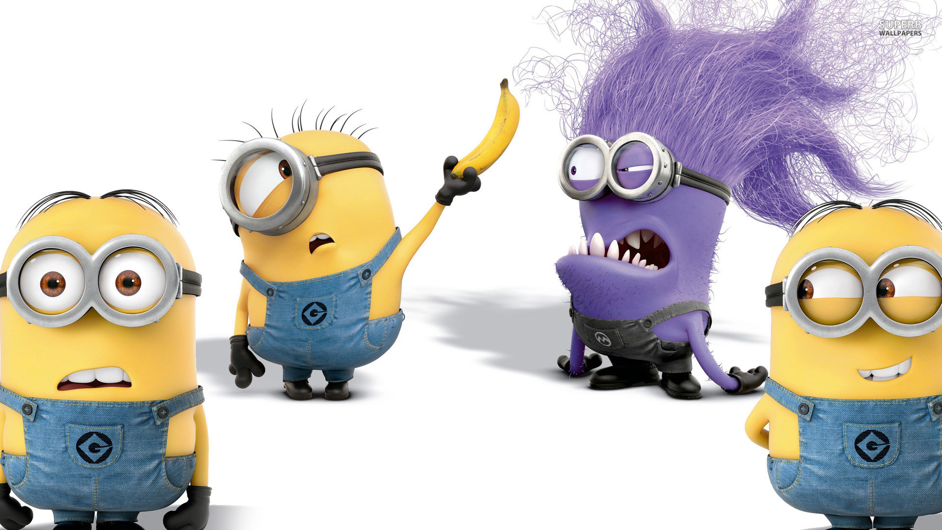 Despicable Me Wallpaper Minions