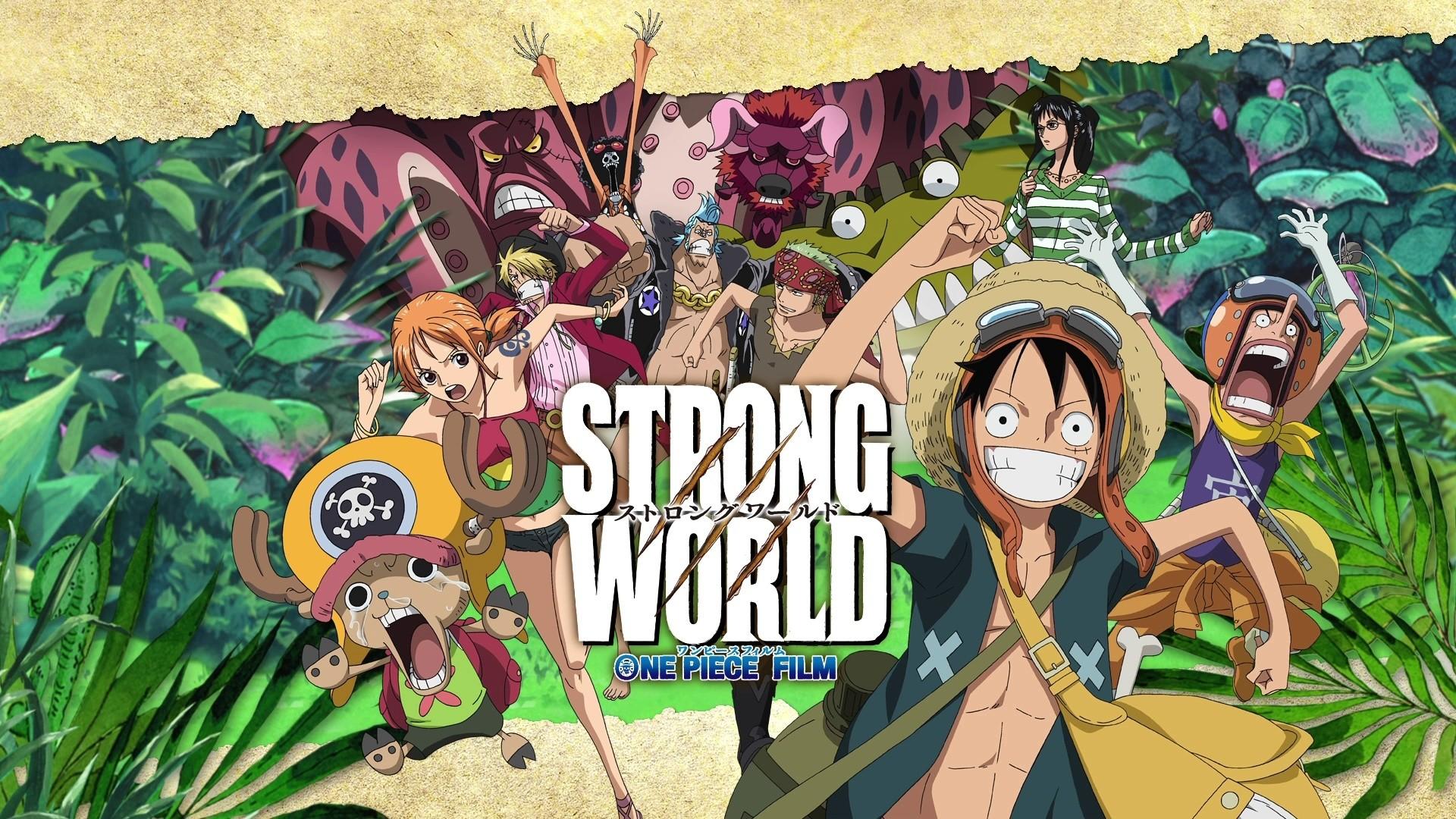 One Piece New World Wallpaper Wallpapertag