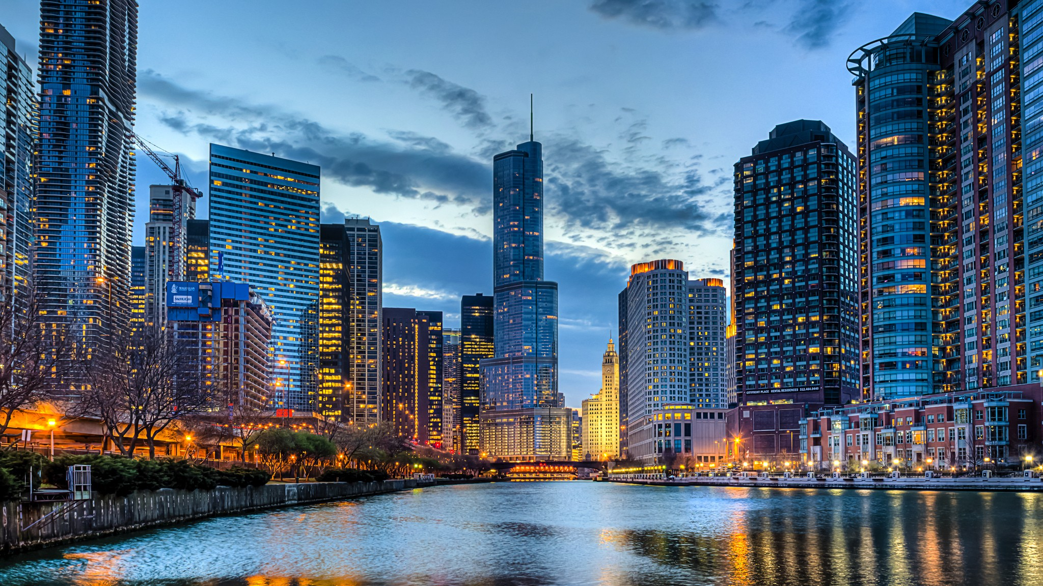 Chicago wallpaper ·① Download free awesome HD wallpapers ...