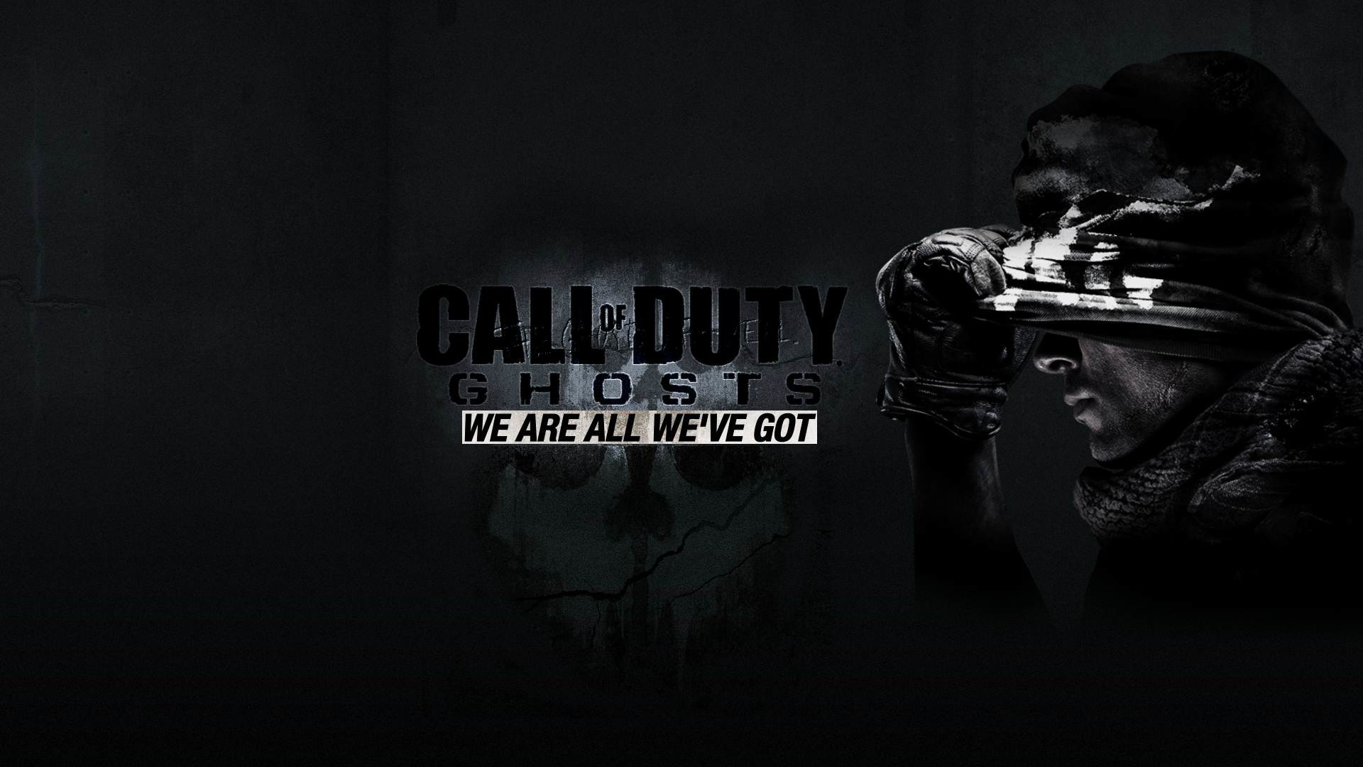 Call Of Duty Ghost 2018 Wallpaper Wallpapertag