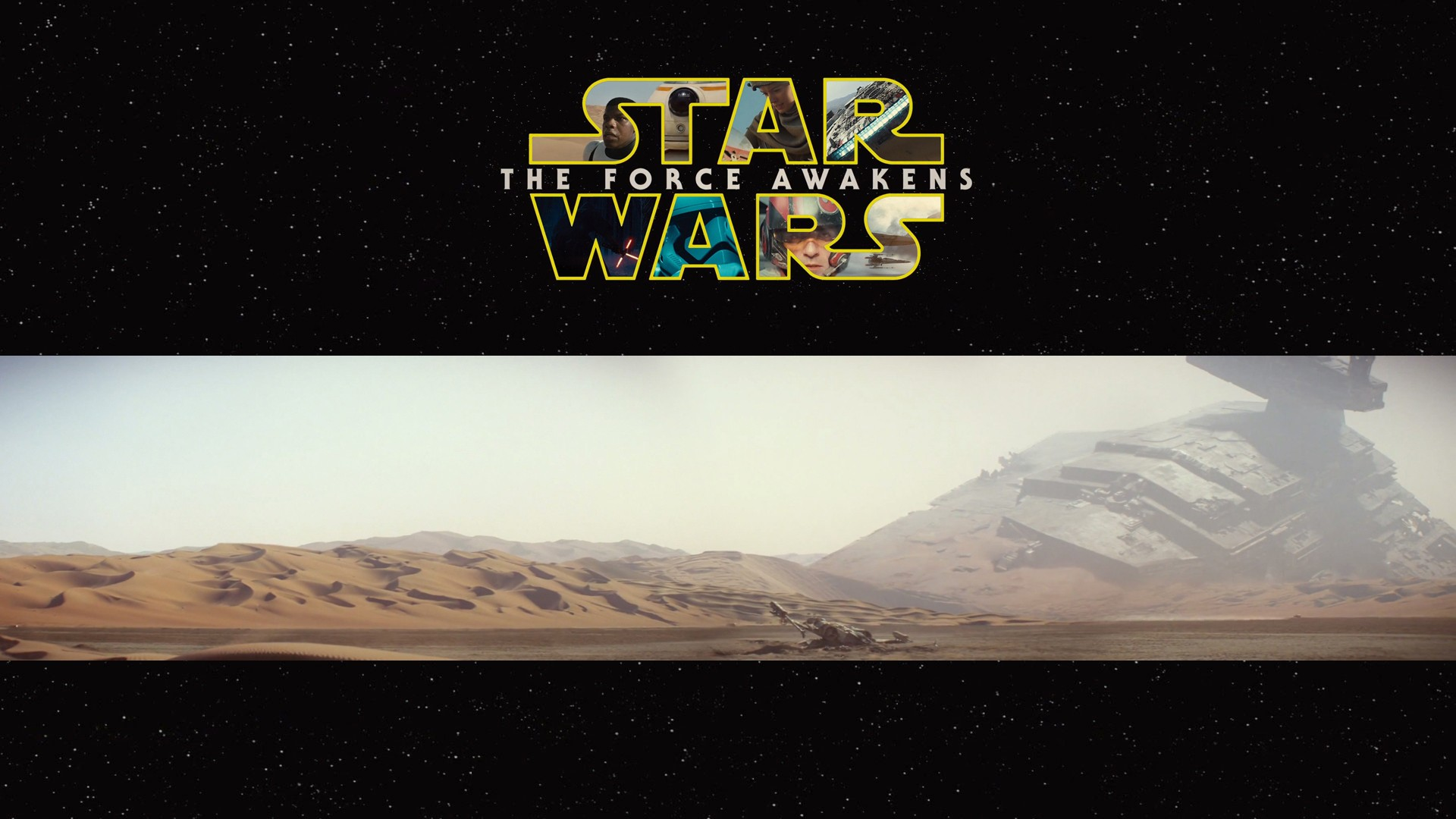 The Force Awakens Wallpaper 1920x1080 ·① Download Free