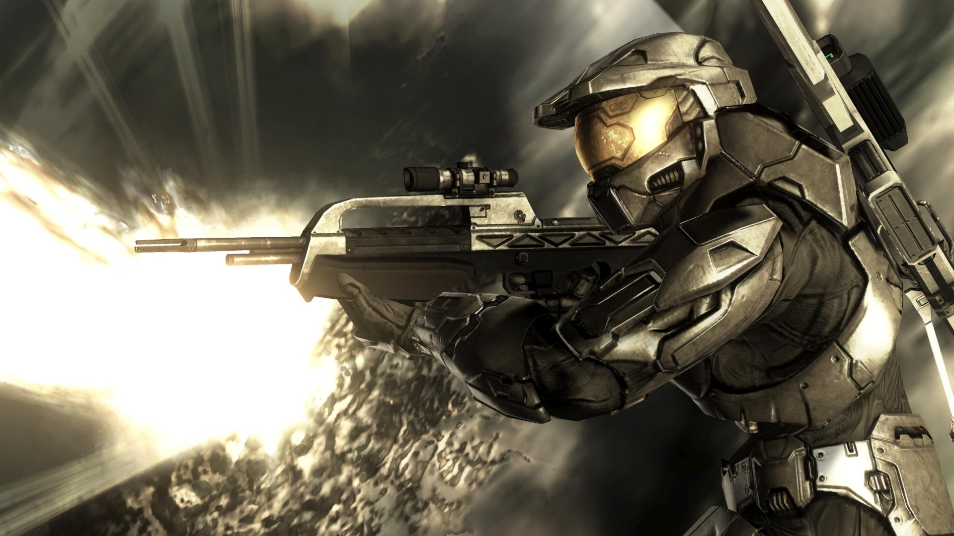 Halo Wallpapers HD 1080p ·① WallpaperTag