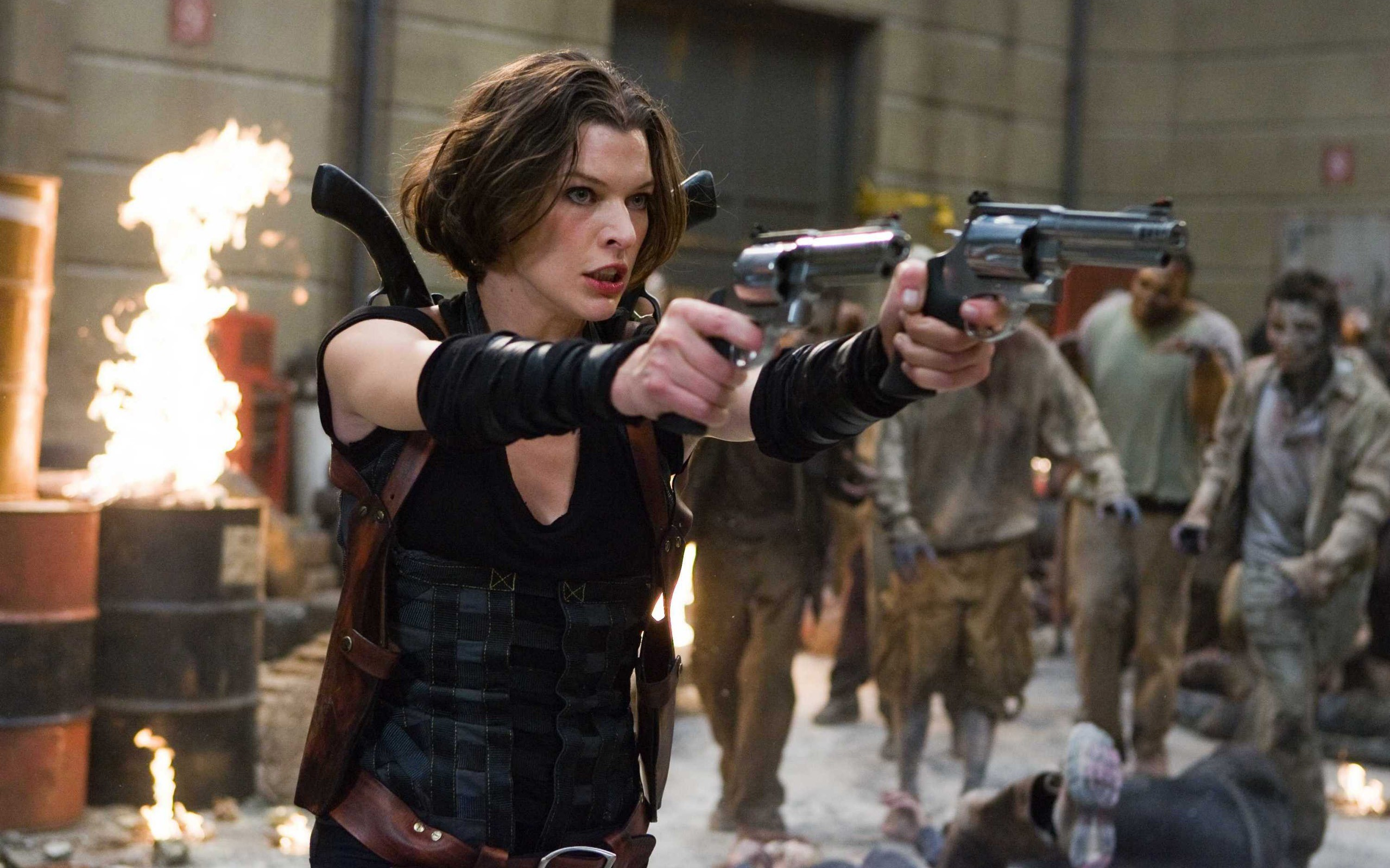 resident evil movies - HD1600×1000