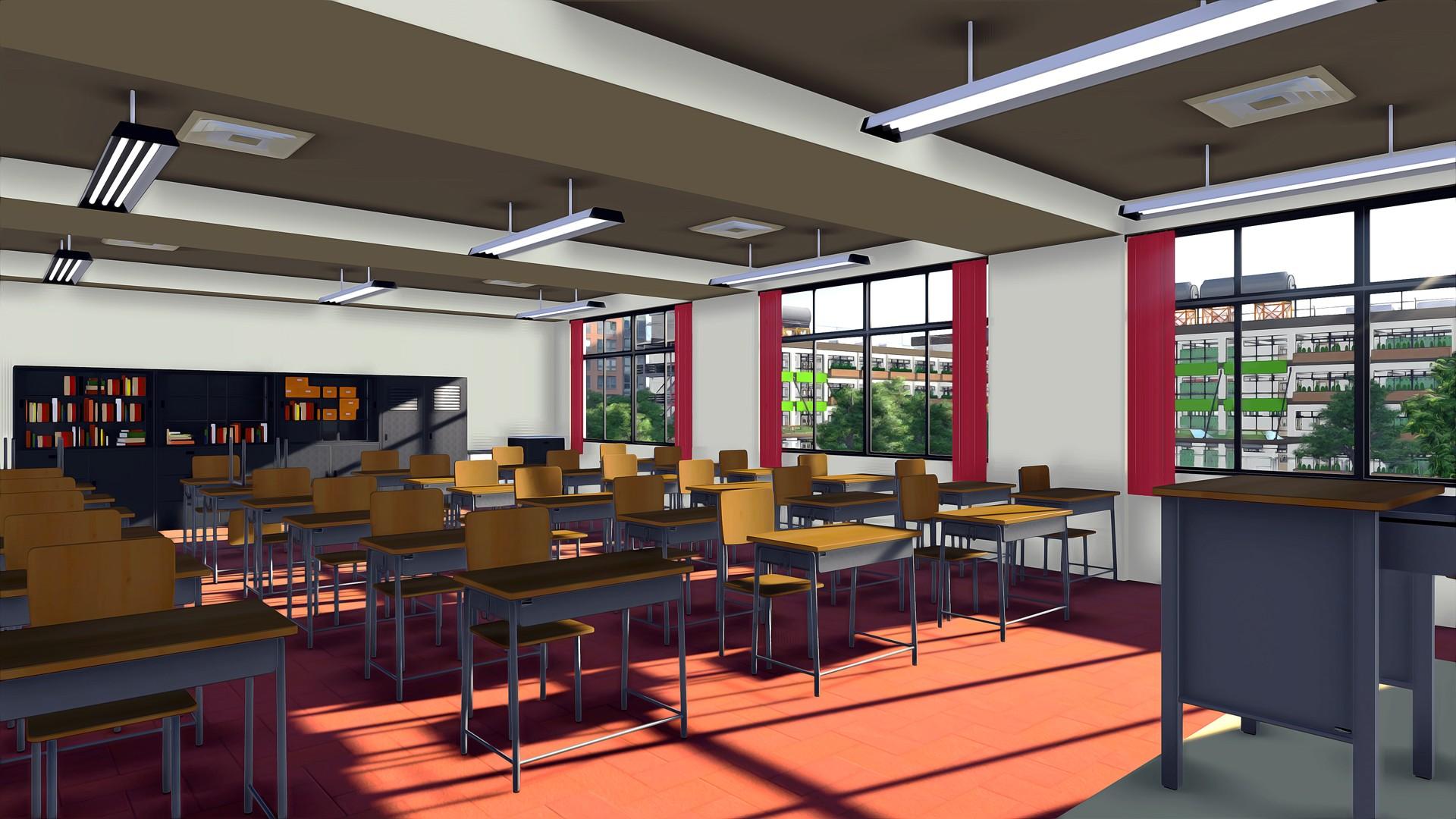 classroom - HD1920×1080