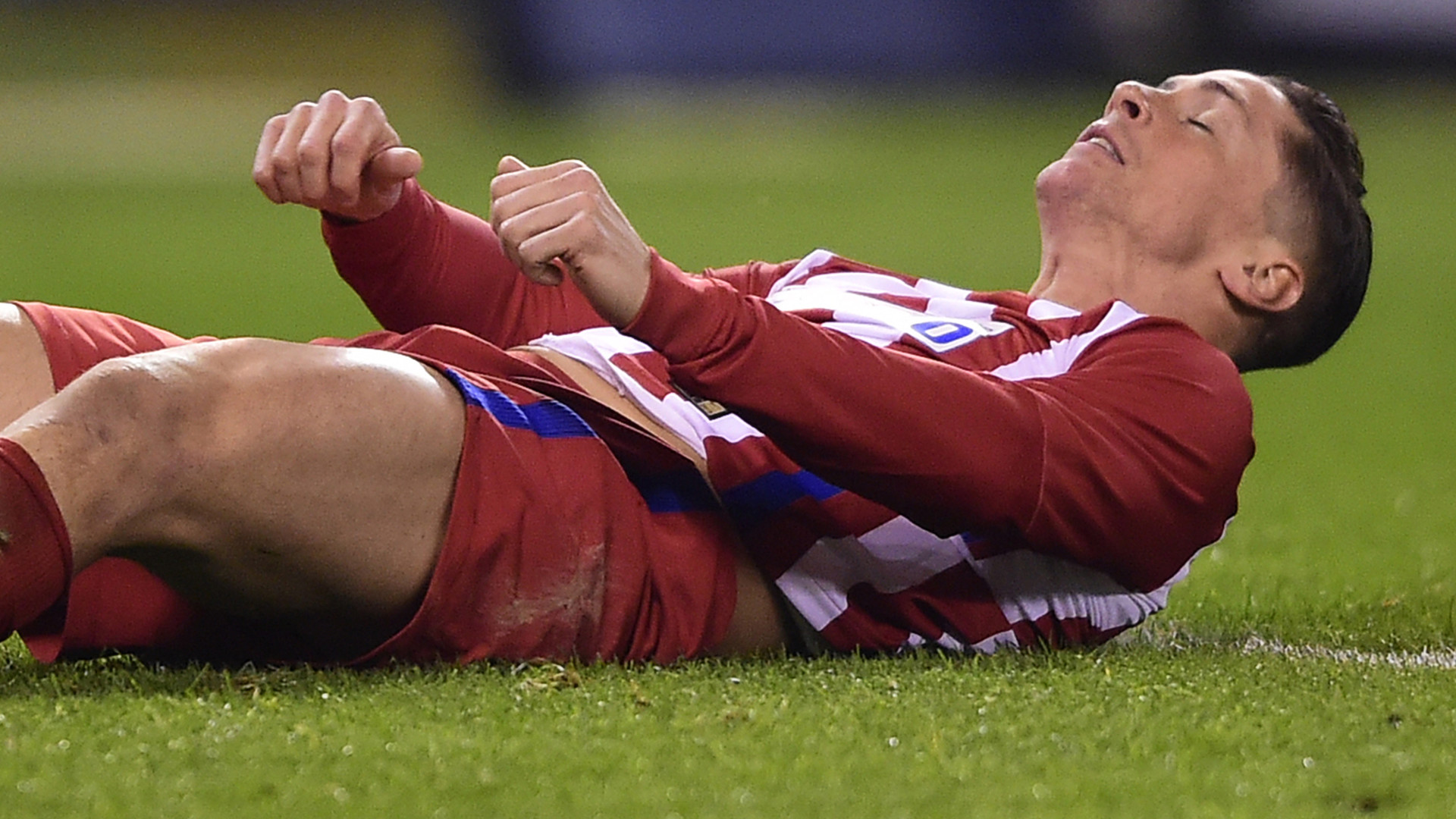 Fernando Torres scores twice in his final game for boyhood club Atletico Madrid in the draw with Eibar