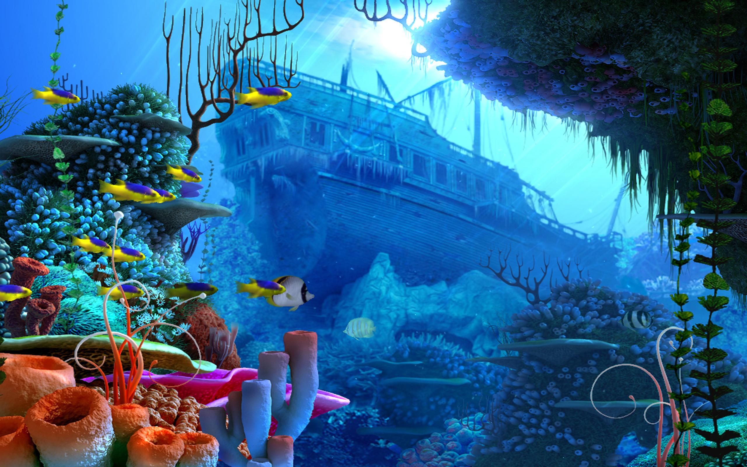 ocean scenes wallpaper ·①