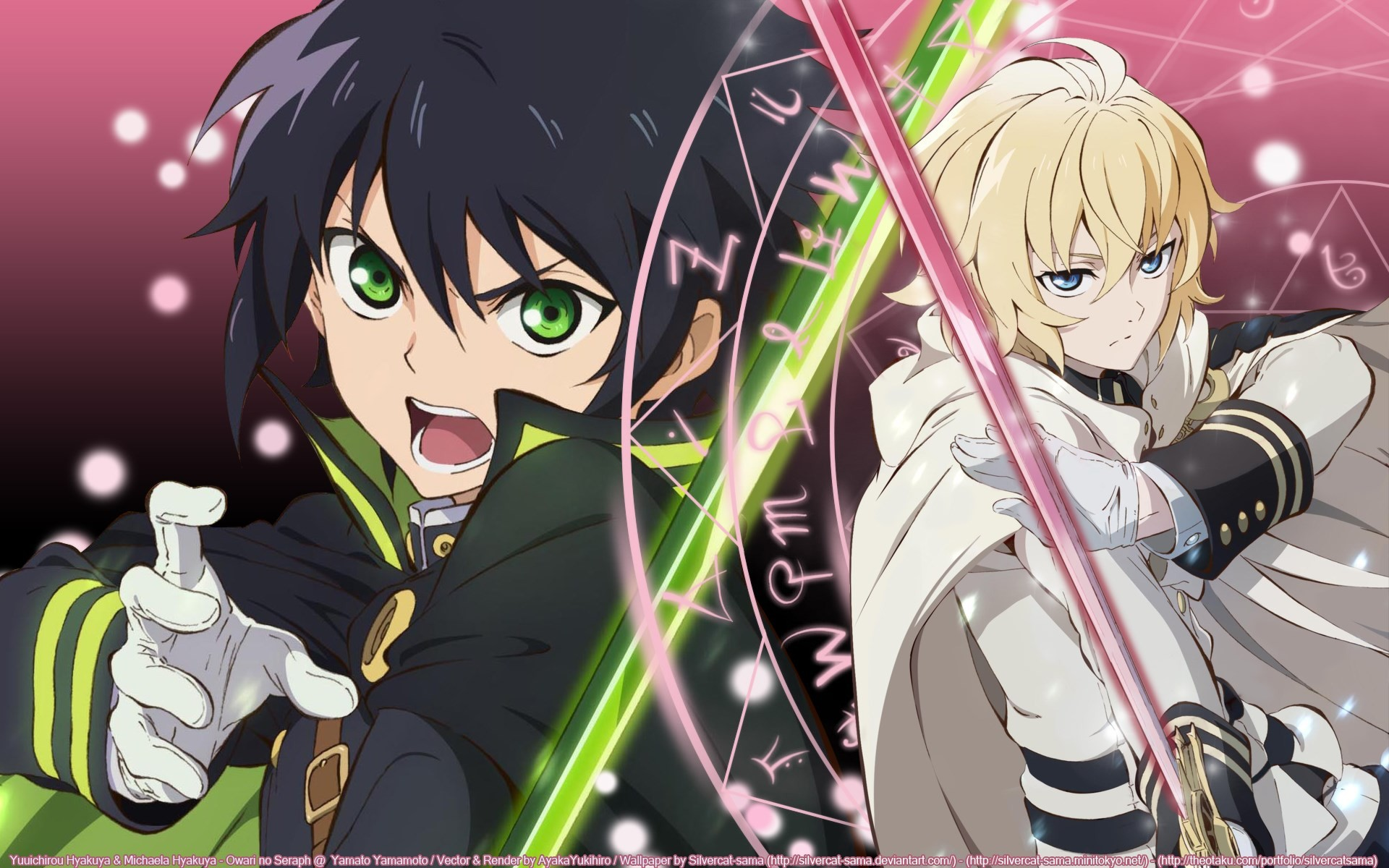 Seraph of the End wallpaper ·① Download free amazing HD ...