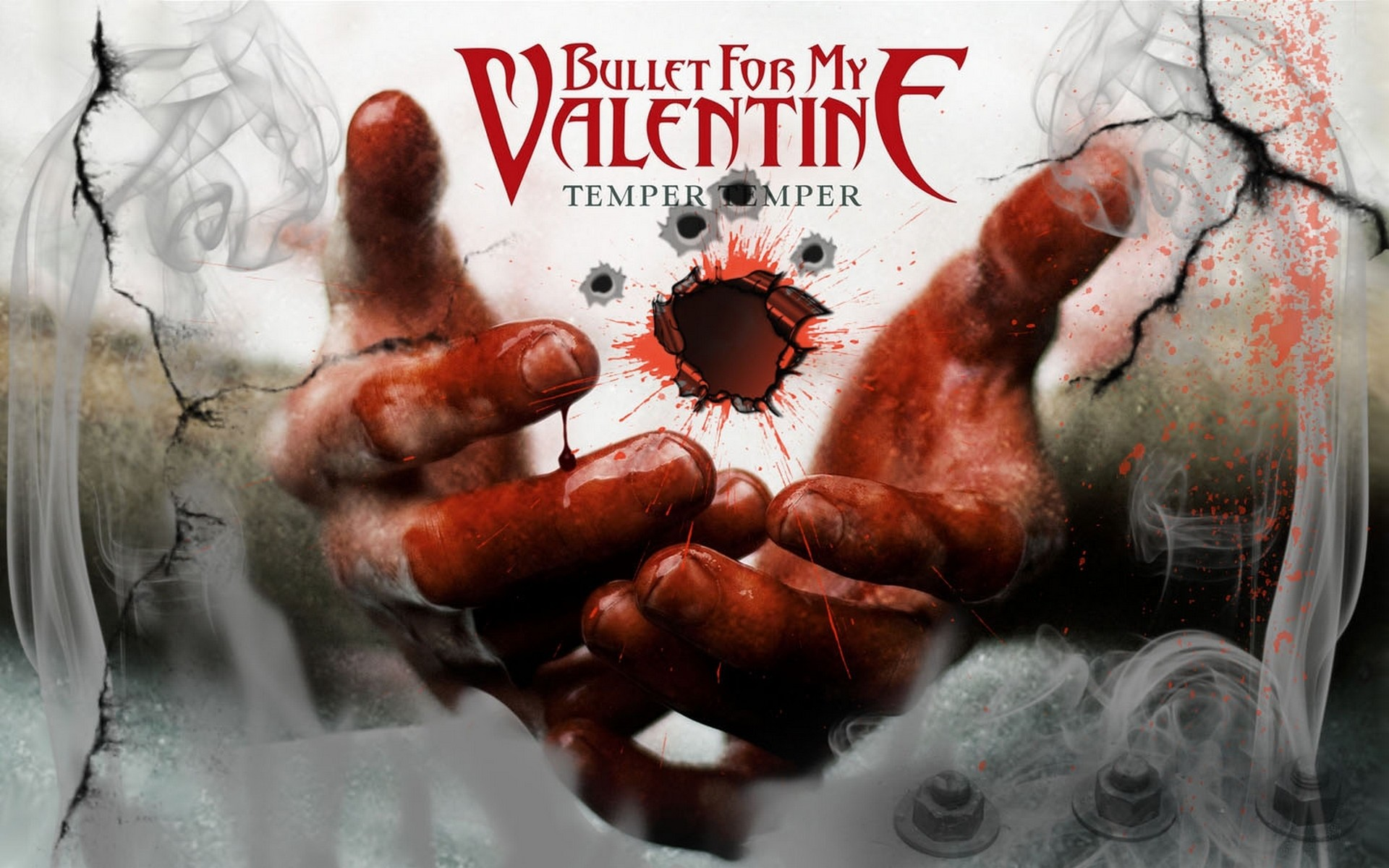 Bullet For My Valentine Wallpapers Wallpapertag