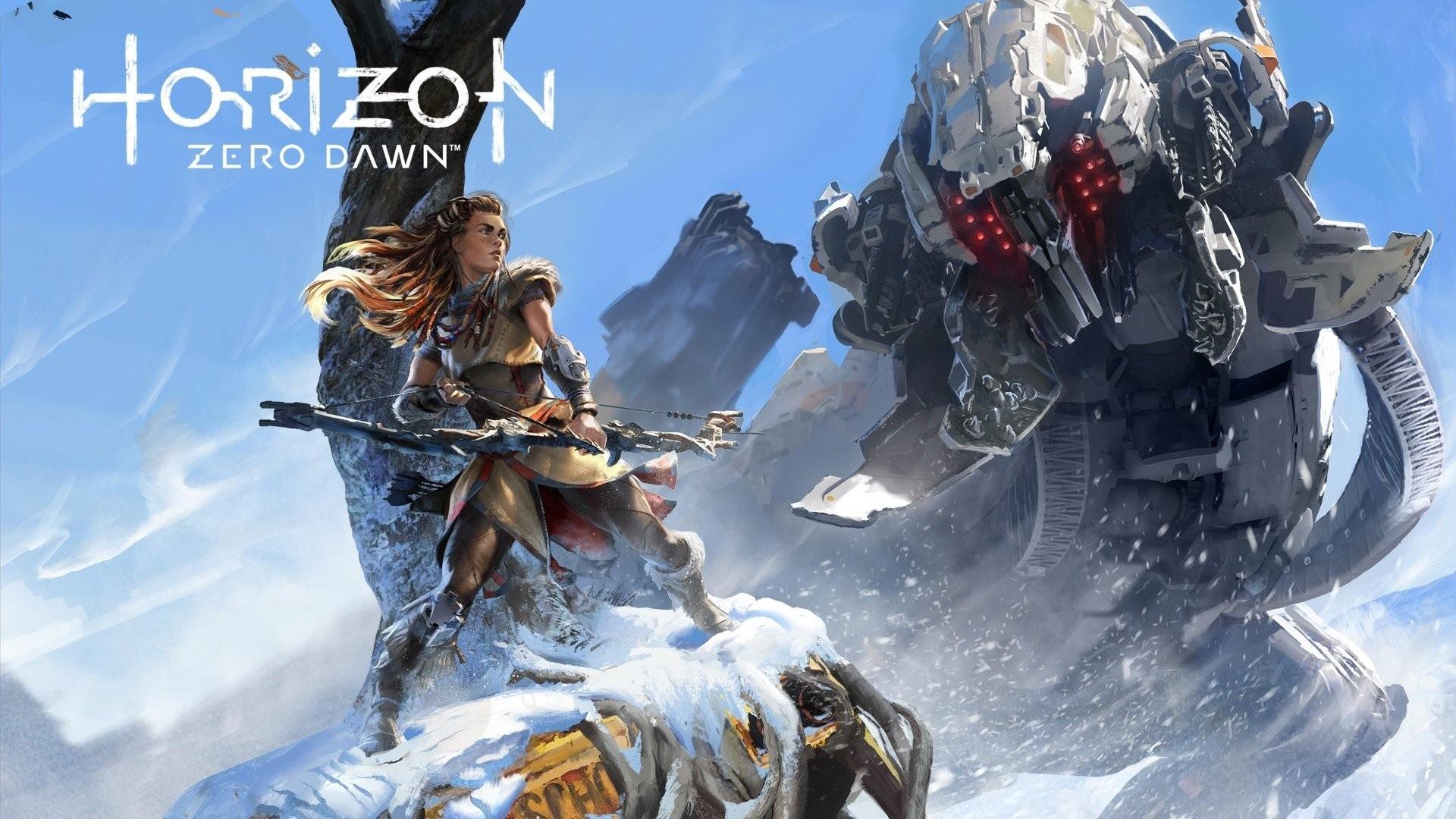 Horizon Zero Dawn Wallpaper Download Free Hd Wallpapers For