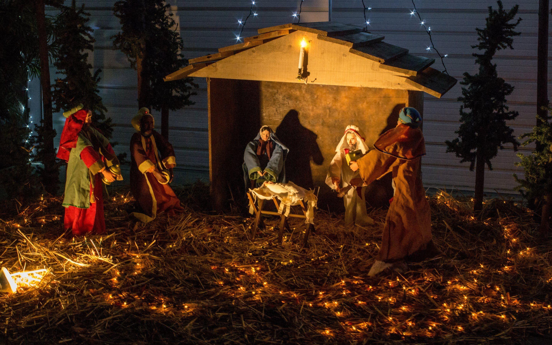 Картинка рождество большой размер