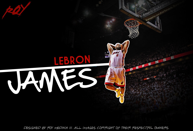Lebron James Wallpaper HD Heat ·① WallpaperTag