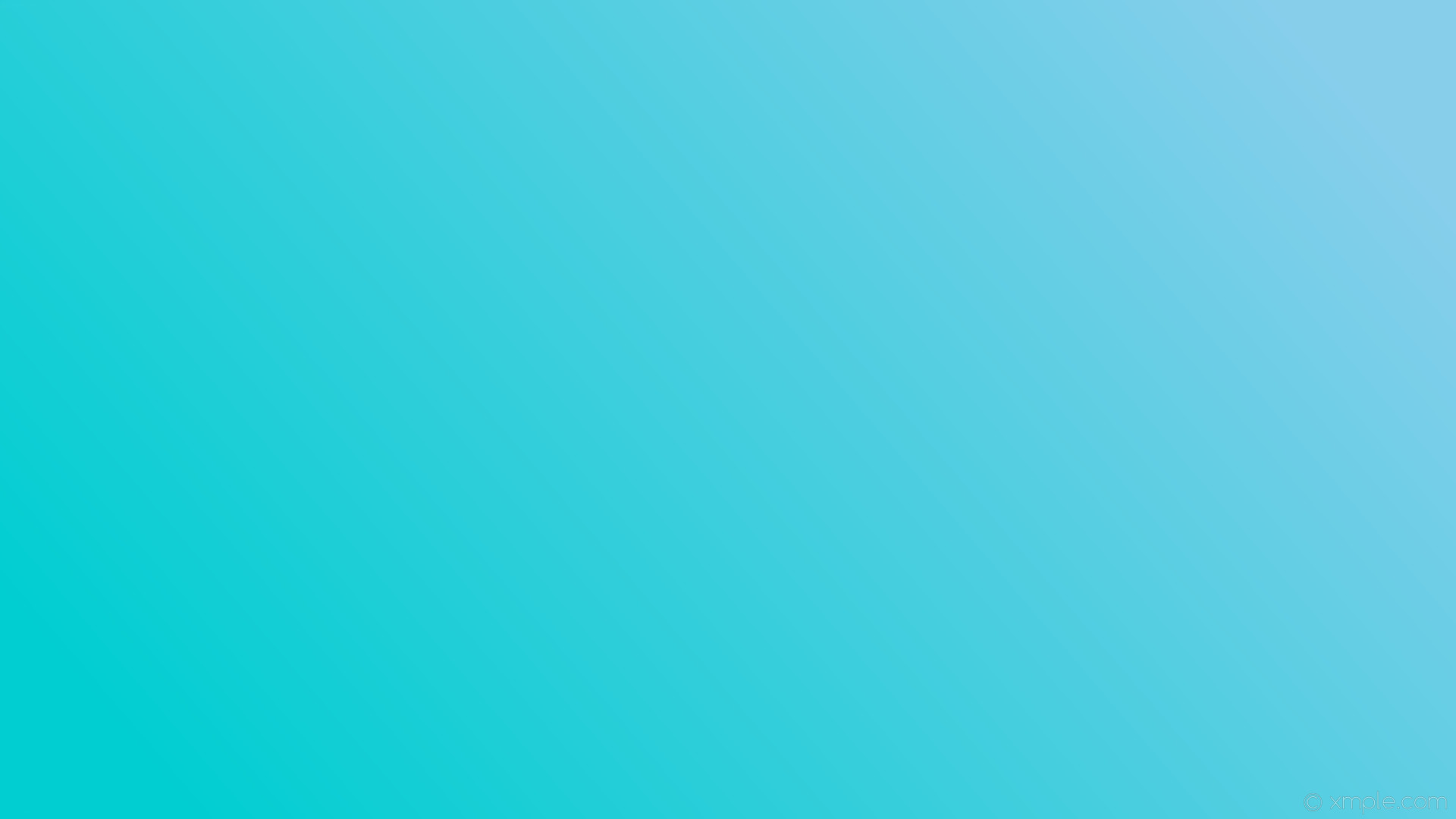 Sky Blue Wallpaper 1