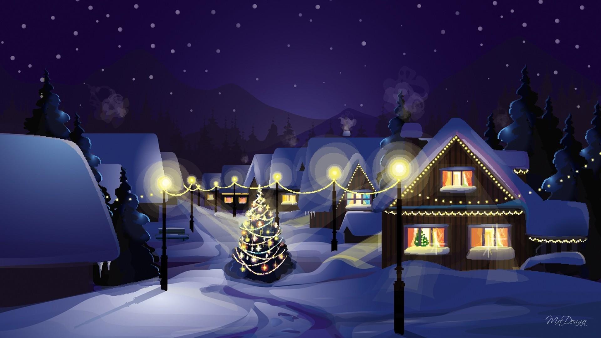 Ipad Christmas Wallpaper Hd: Lights Desktop Background ·① WallpaperTag