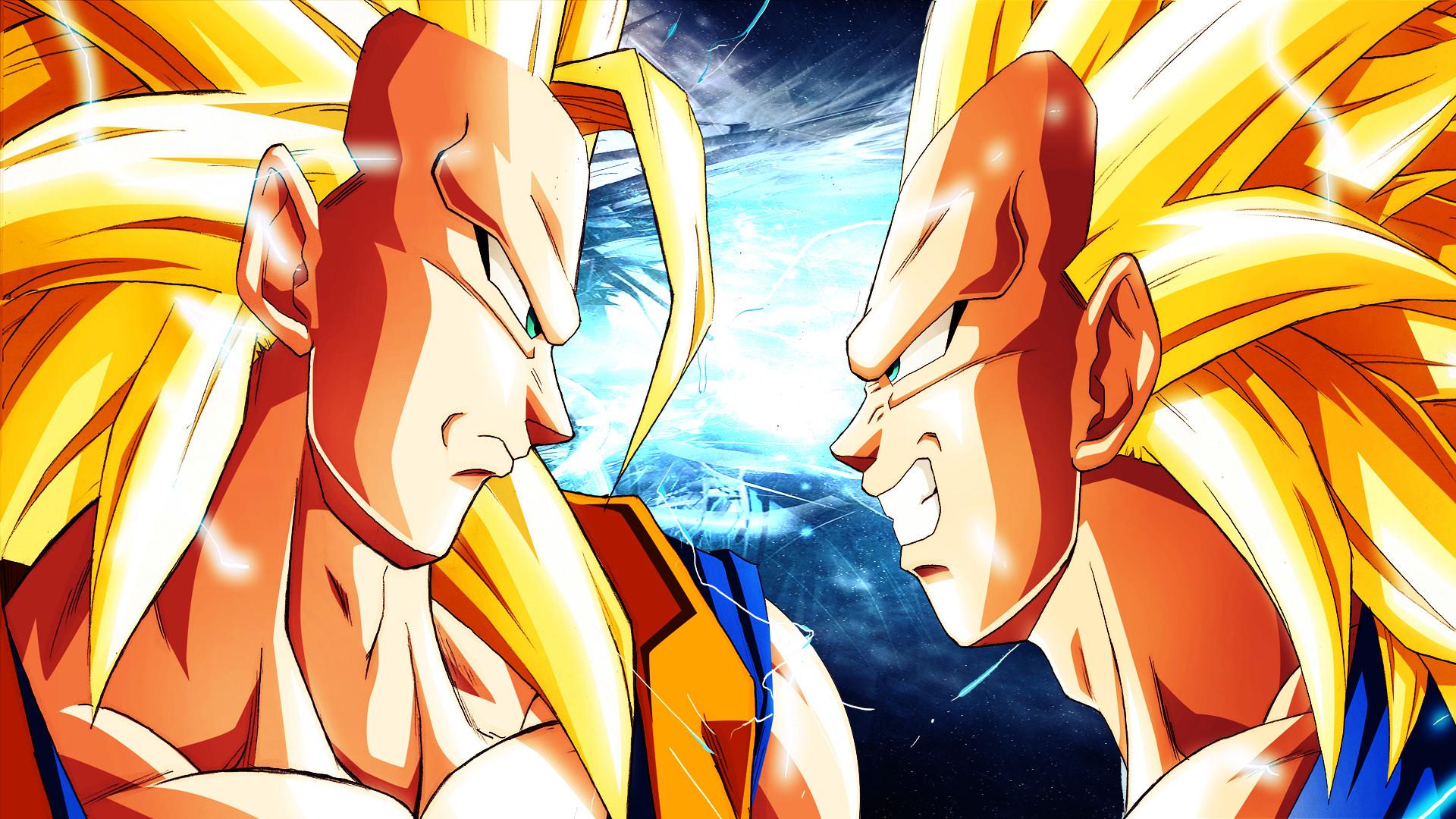 Dragon Ball Z Wallpaper Super Saiyans: Goku Super Saiyan 3 Wallpapers ·① WallpaperTag