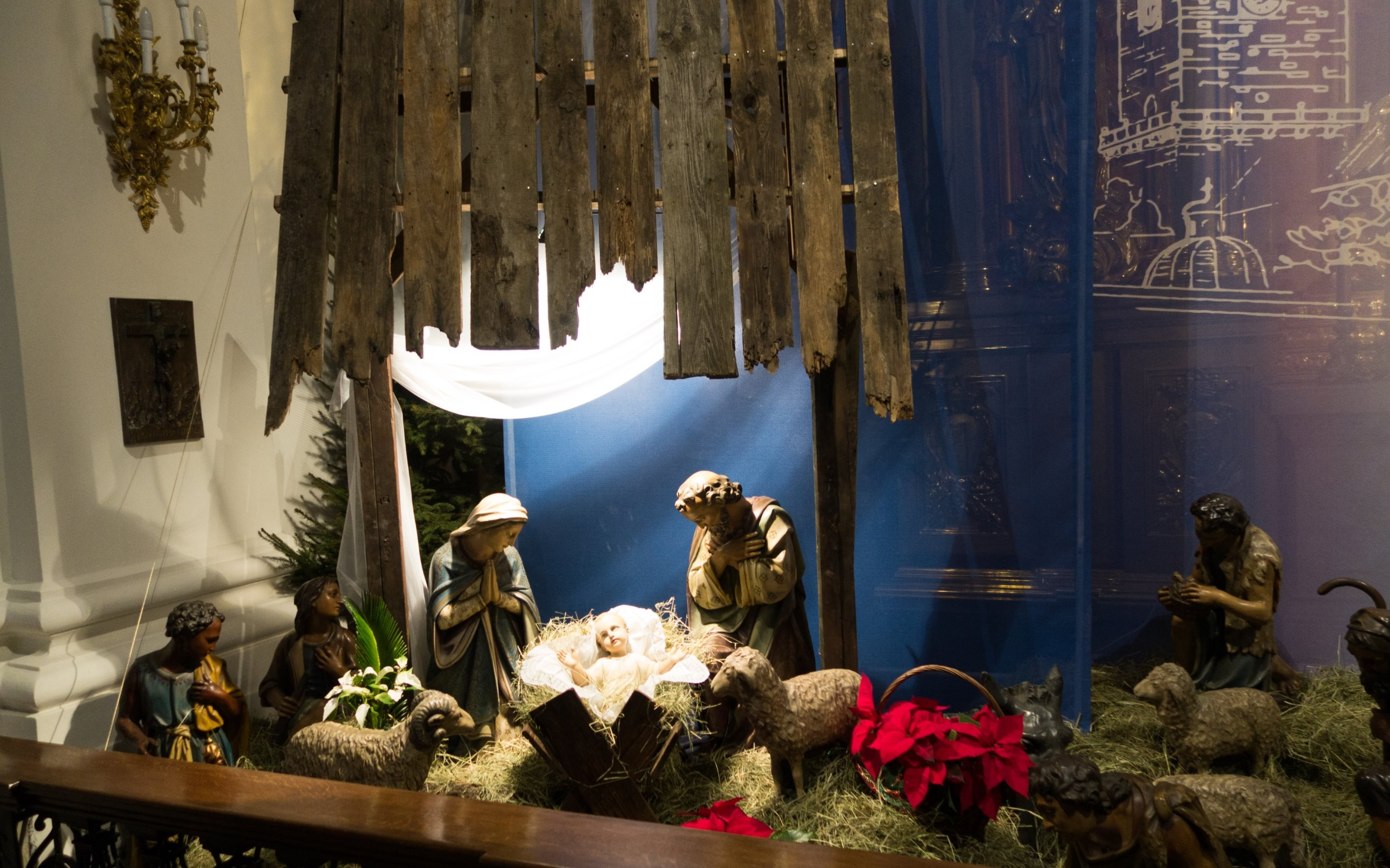 christmas nativity scene wallpaper  u00b7 u2460 download free hd