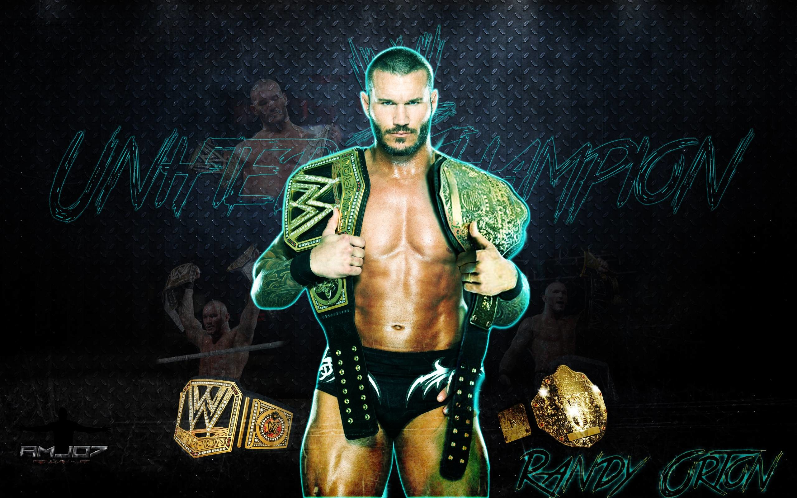 Hd Wallpaper Randy Orton