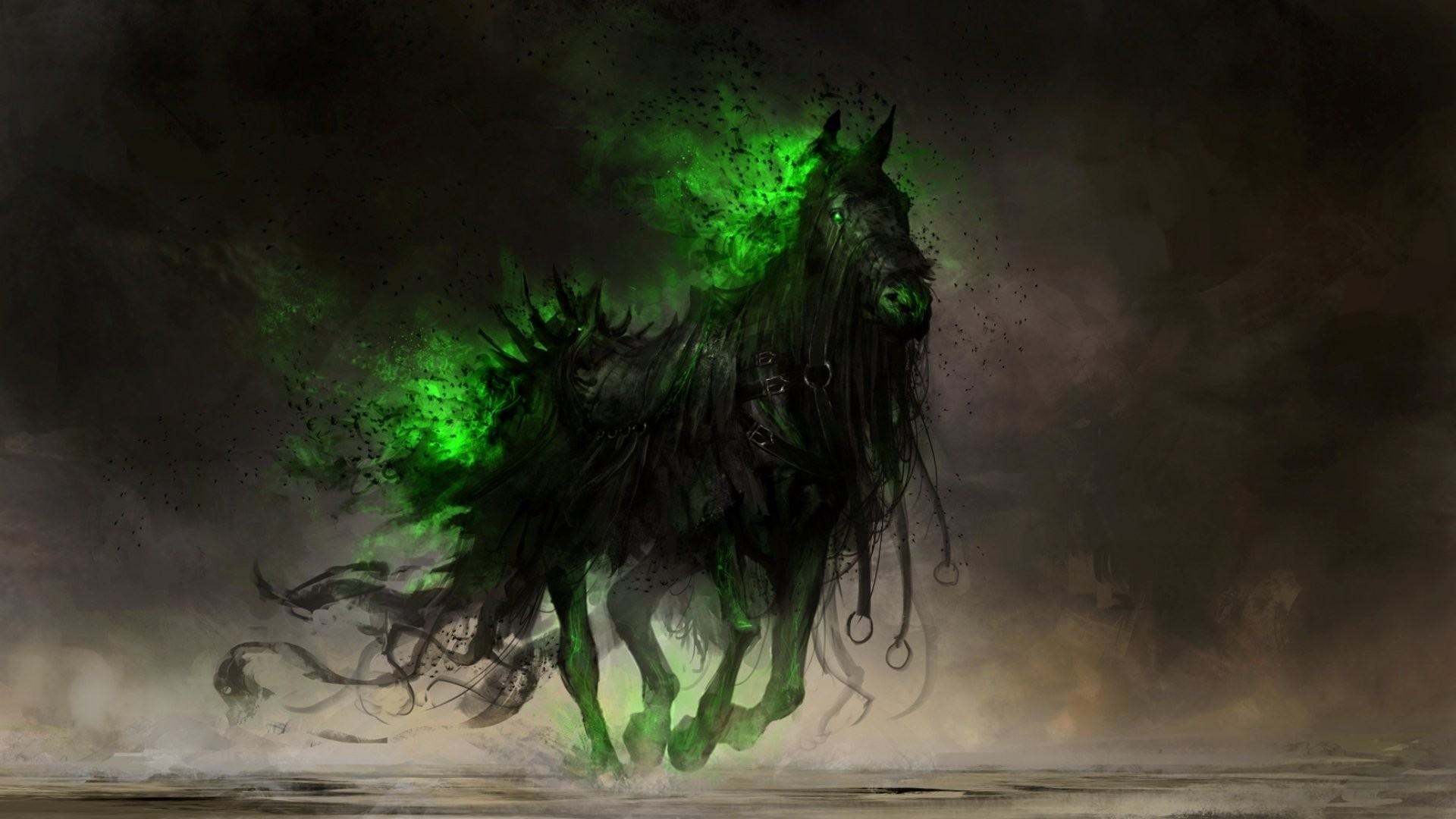 1920x1080 Fantasy   Horse Wallpaper · Download .