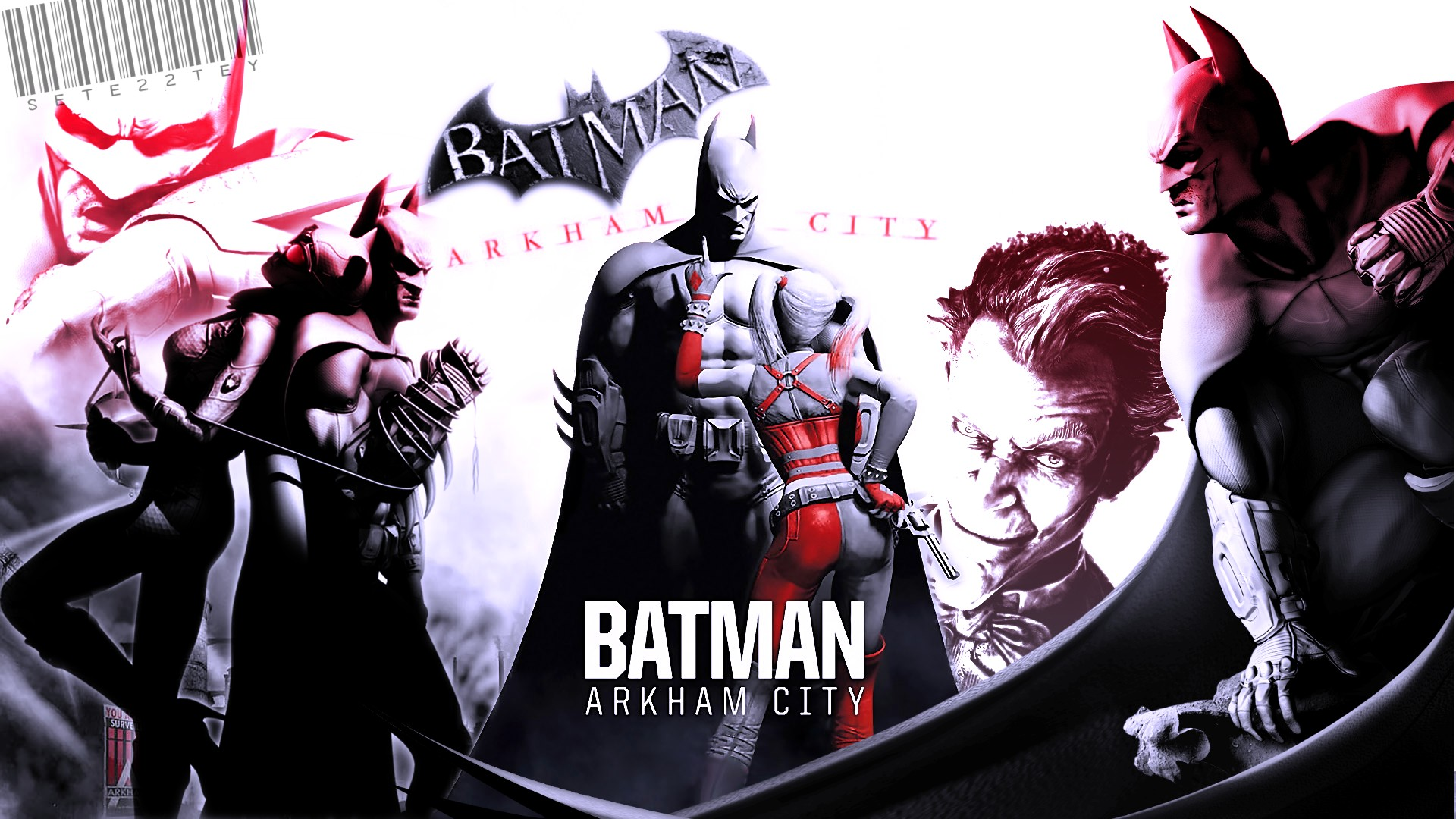 Harley Quinn And Joker Wallpaper Download Free Beautiful Full