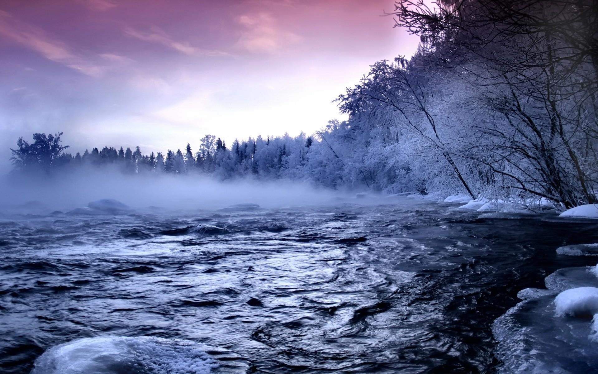 Desktop Wallpaper Winter Scenes 183 ① Wallpapertag