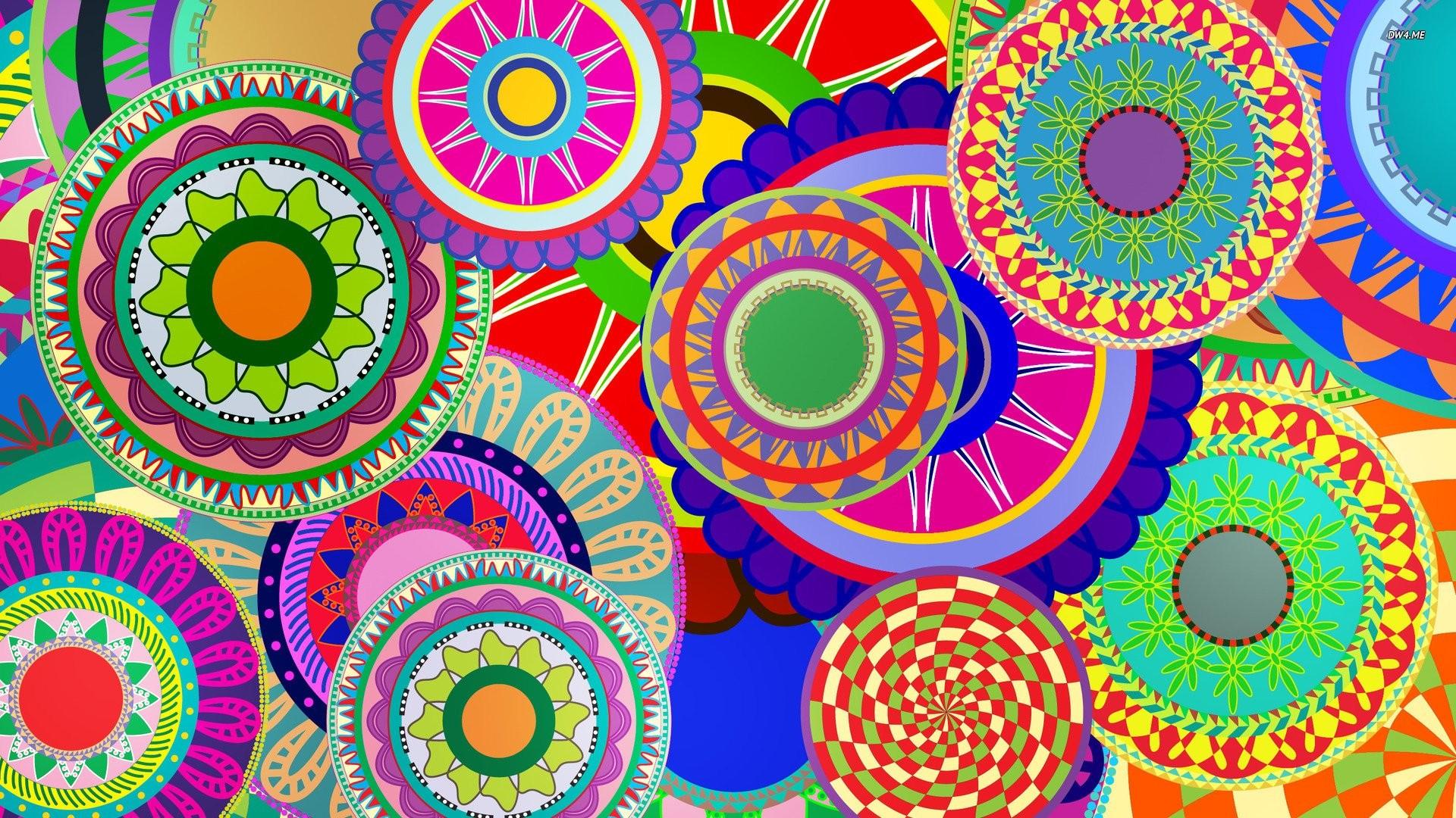 Colorful Wallpaper Designs ①