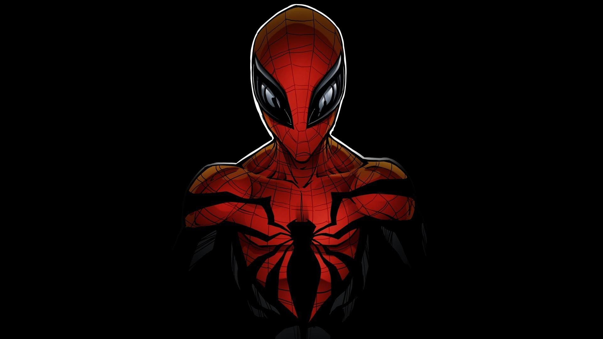 Spiderman Logo Wallpaper Hd 1080p 13