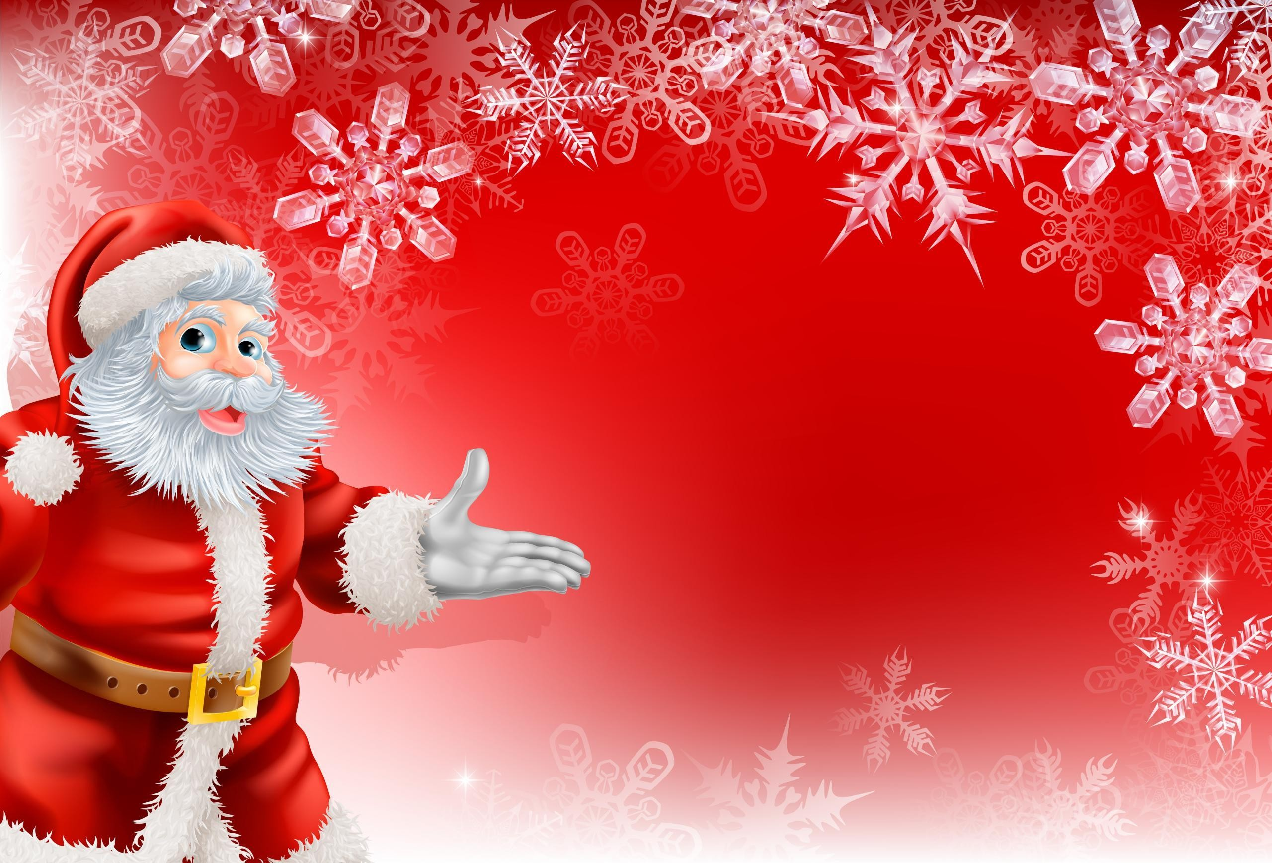 Santa Wallpaper ① Download Free Awesome Backgrounds For Desktop