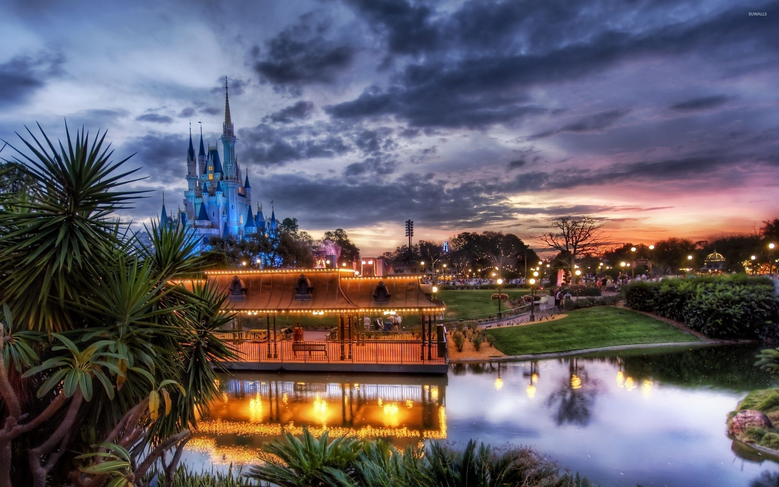 Disney World wallpaper ·① Download free backgrounds for ...