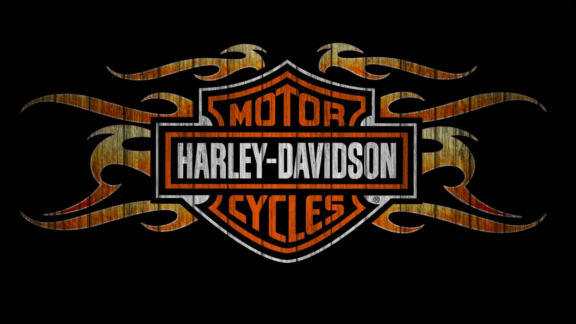 harley davidson logo wallpaper. Black Bedroom Furniture Sets. Home Design Ideas