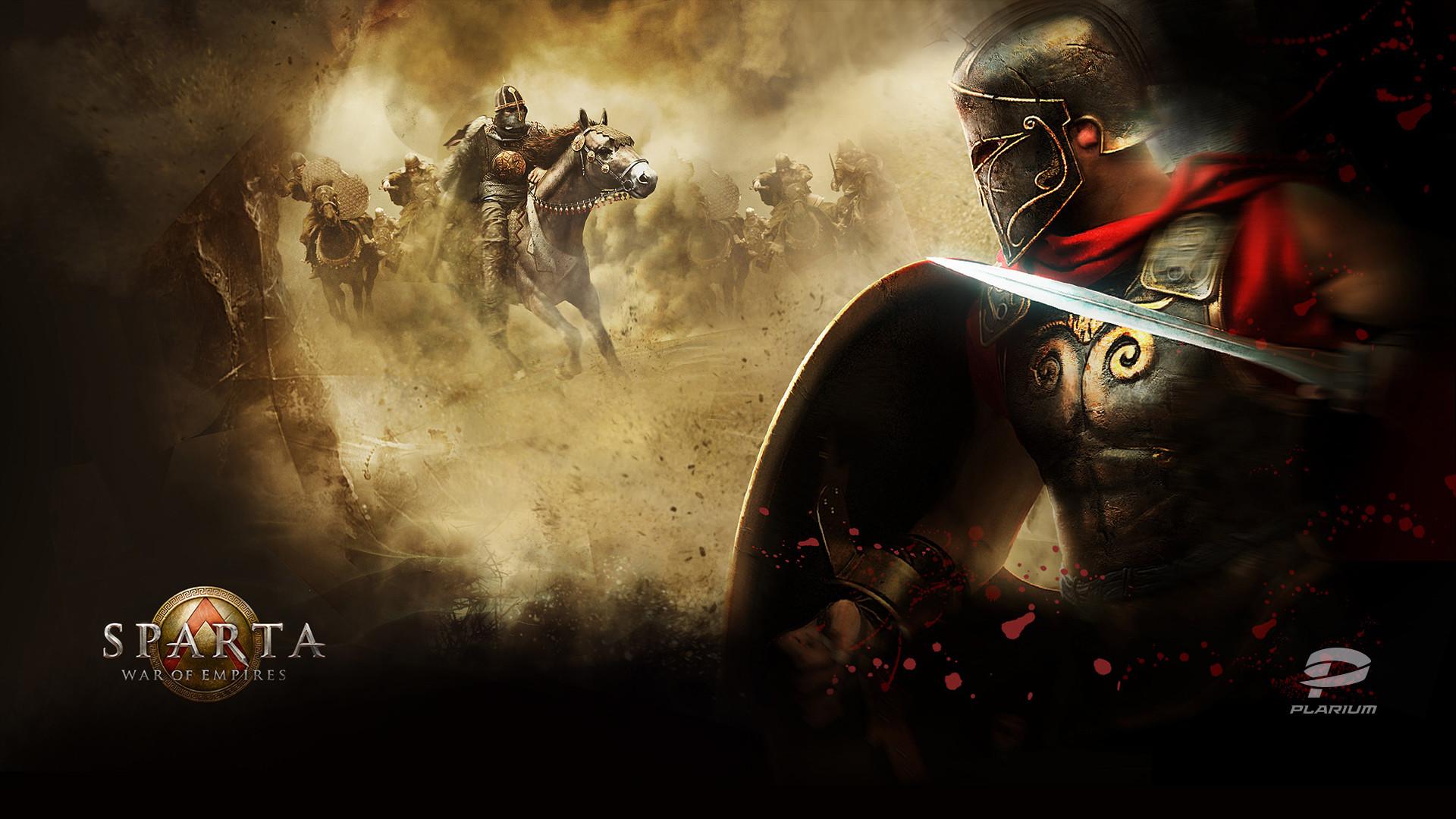 Sparta Wallpaper ·①