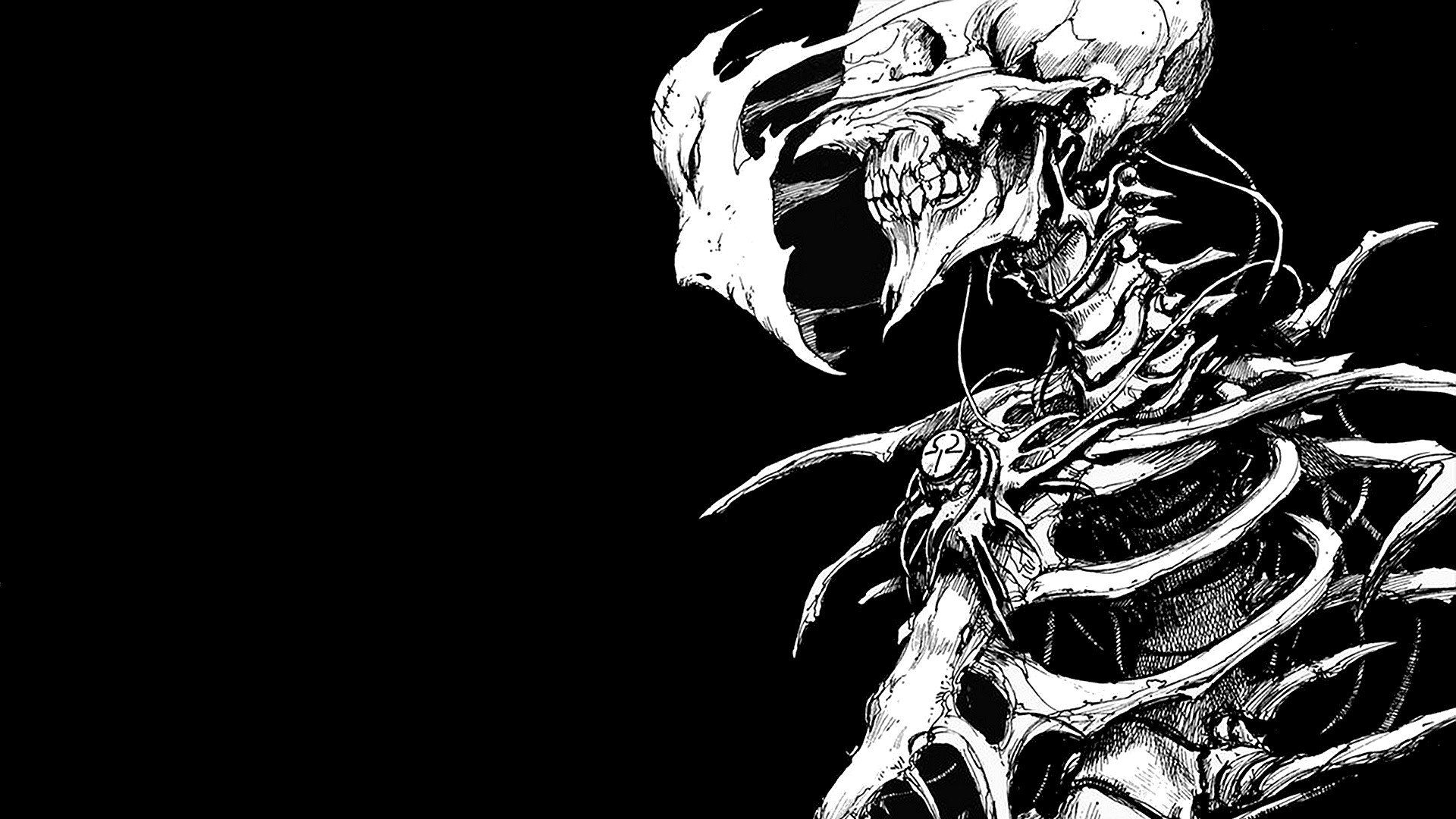 Skeleton wallpaper ·① Download free cool HD wallpapers for ...