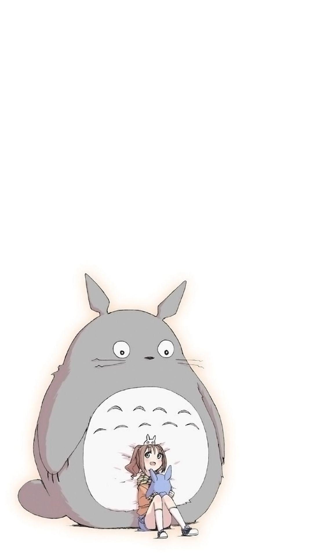 Totoro wallpaper hd wallpapertag - Totoro wallpaper iphone ...