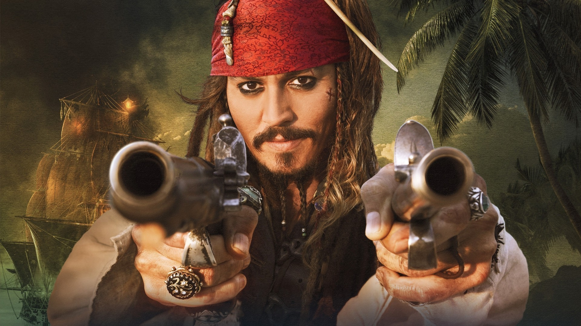 jack sparrow wallpaper ·①