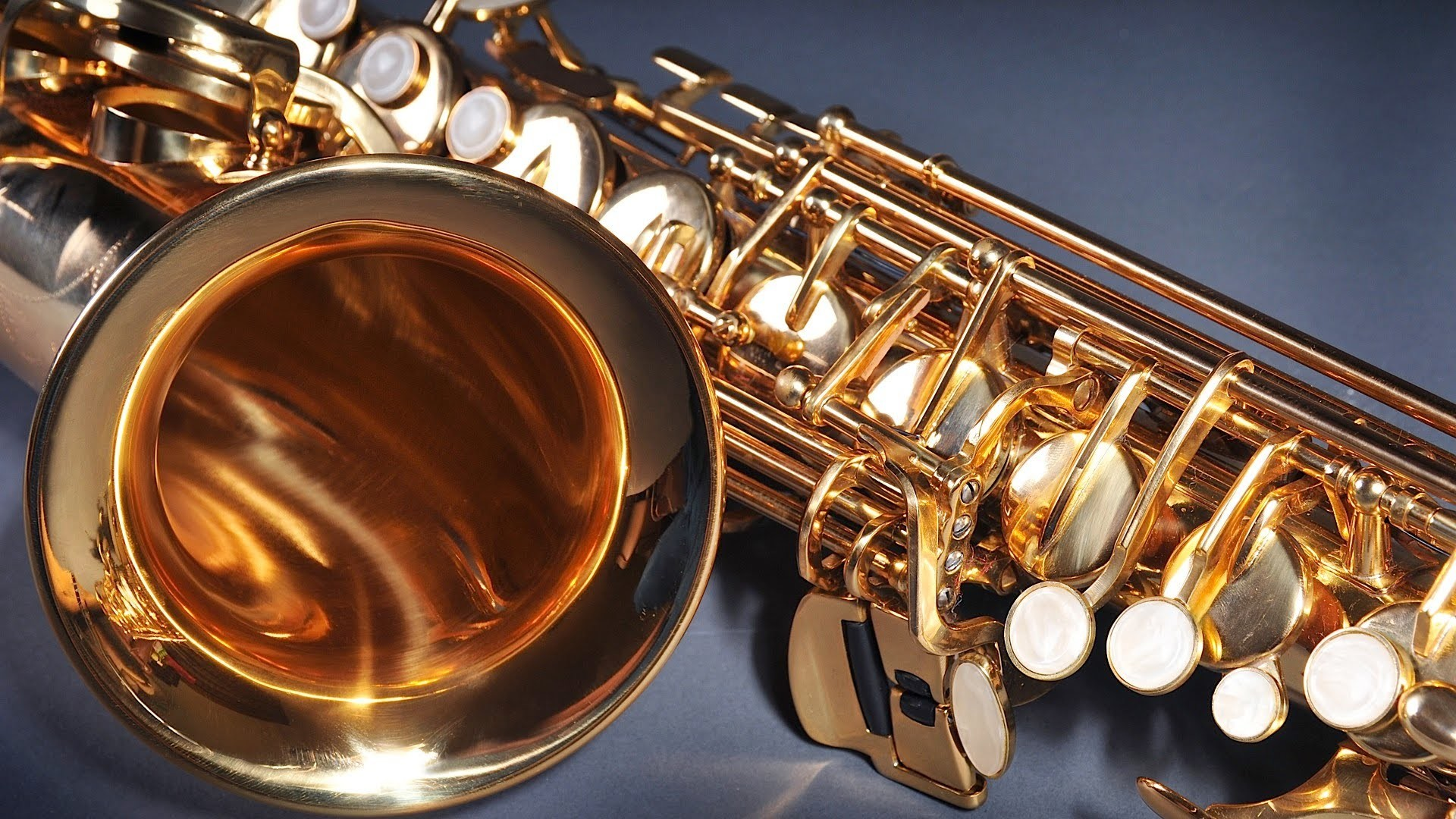 Jazz trumpet background