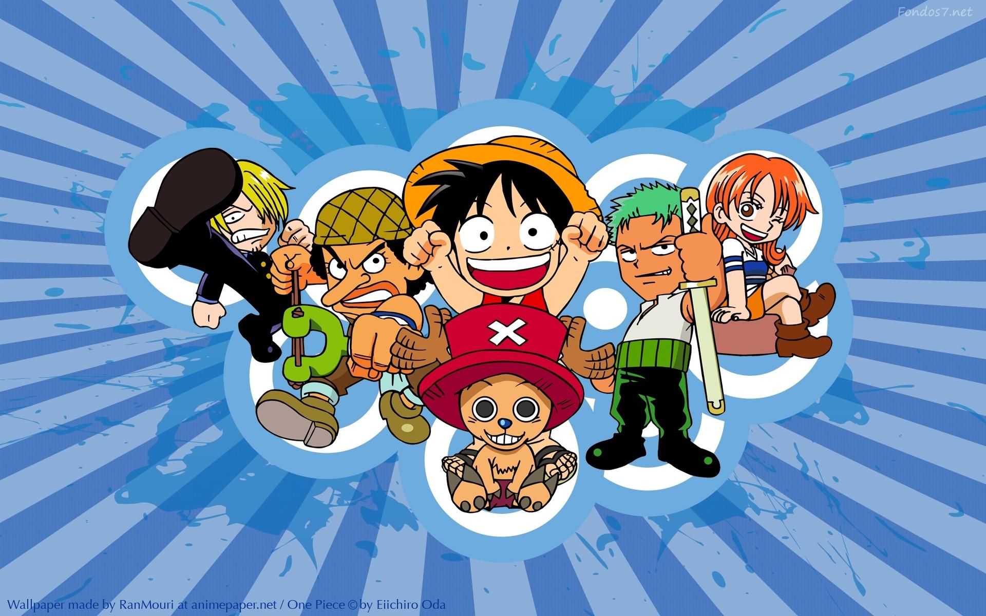 One Piece Chibi Wallpaper ·① WallpaperTag