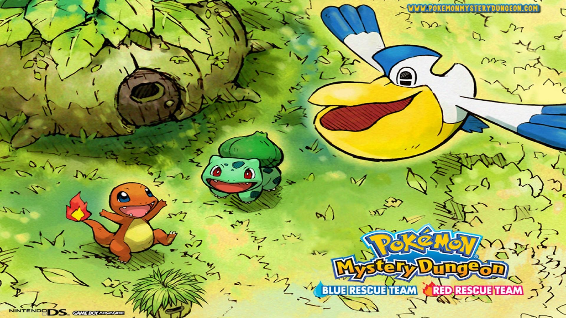 Pokemon Mystery Dungeon Wallpaper Wallpapertag