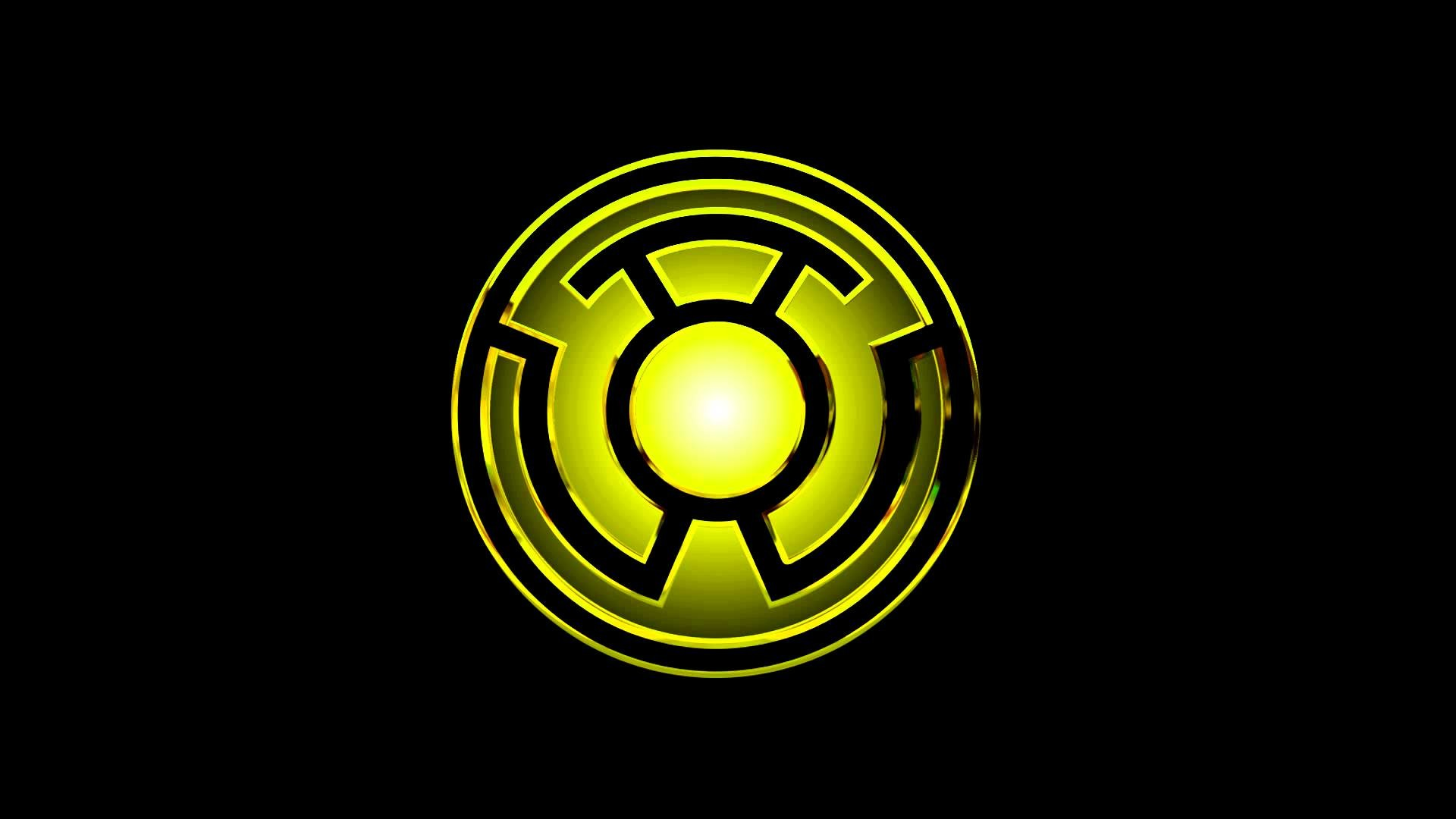 yellow lantern oath - HD 1920×1080