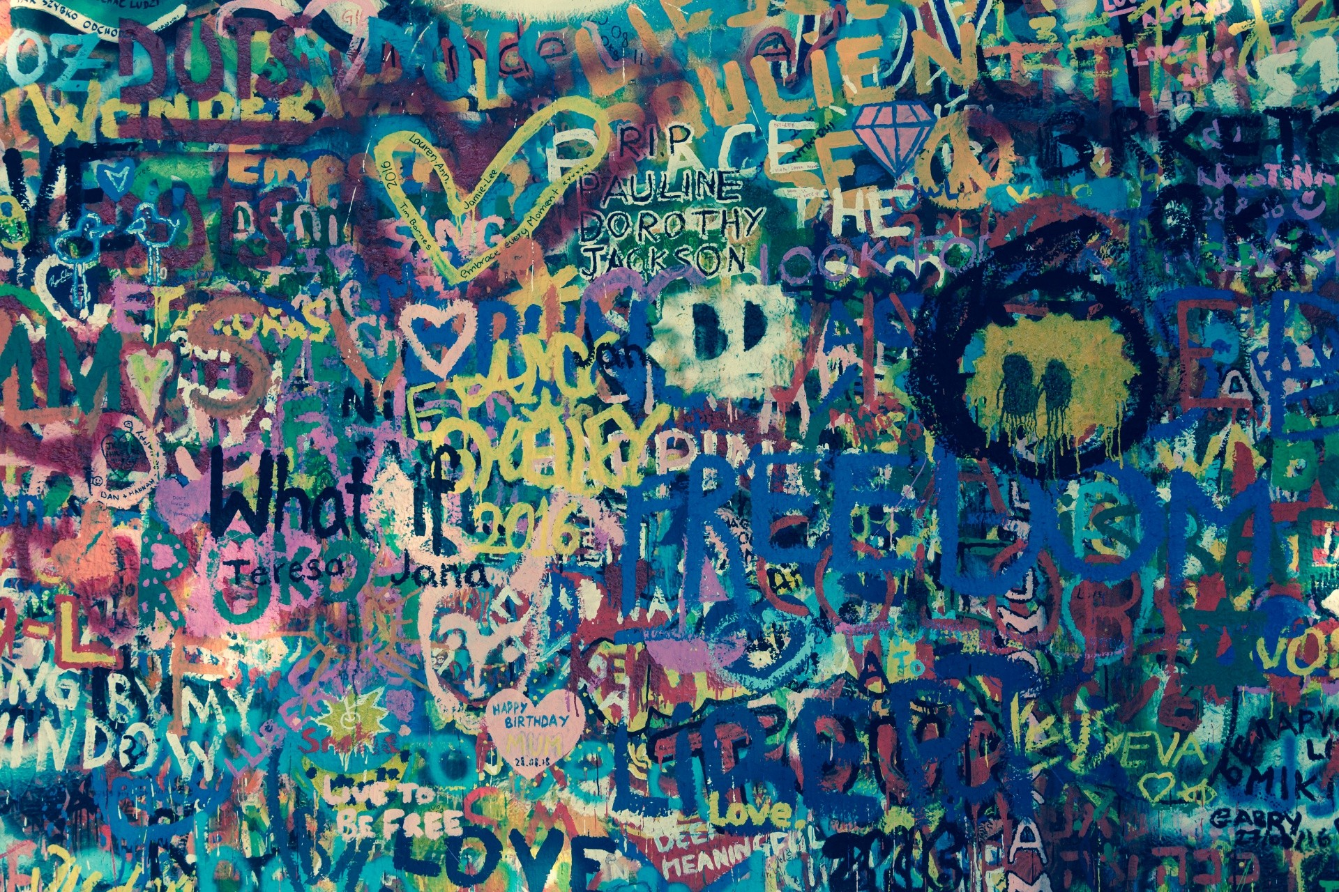 Graffiti Background 183 ① Download Free Cool High Resolution