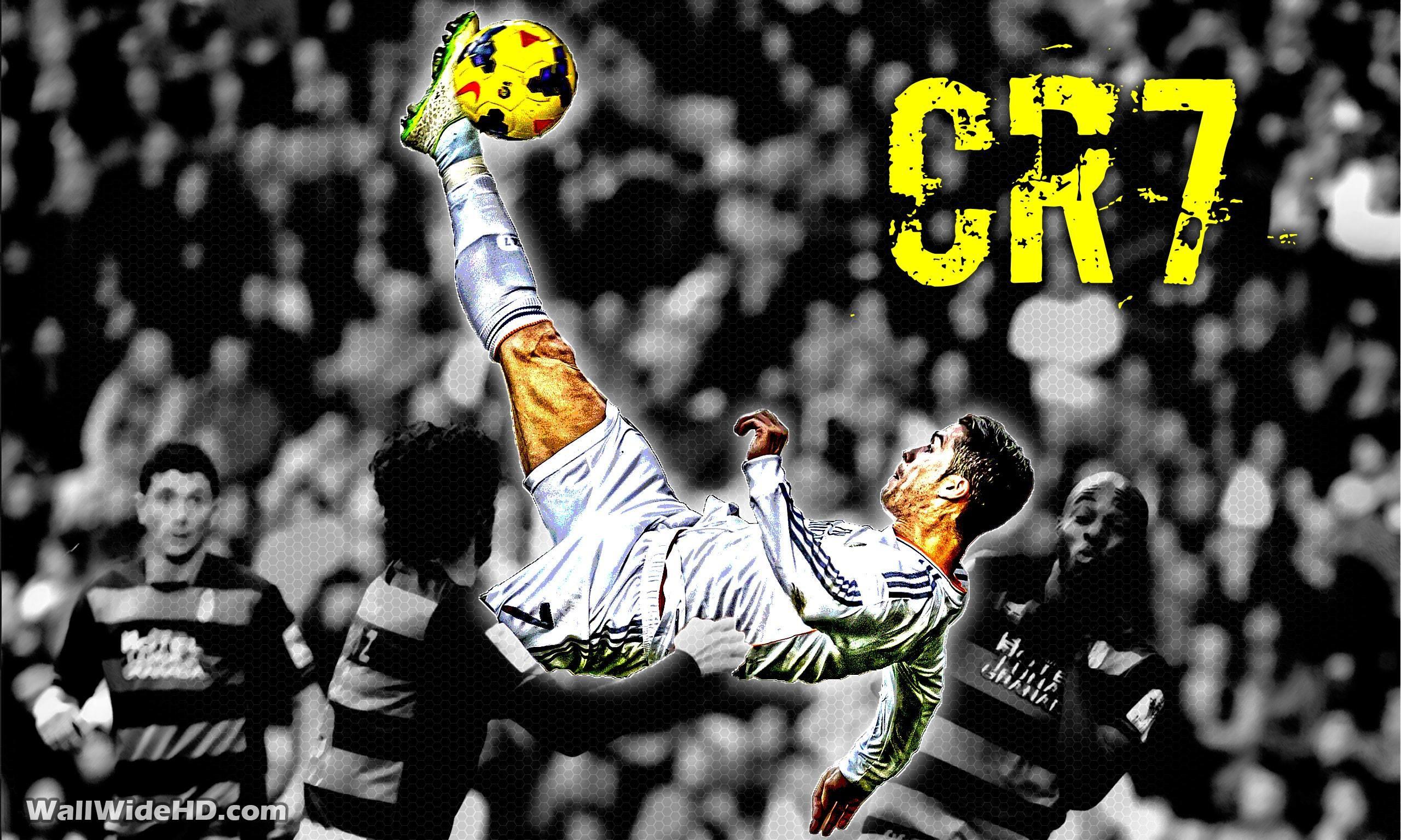 Cristiano Ronaldo 7 Wallpaper ·â' WallpaperTag